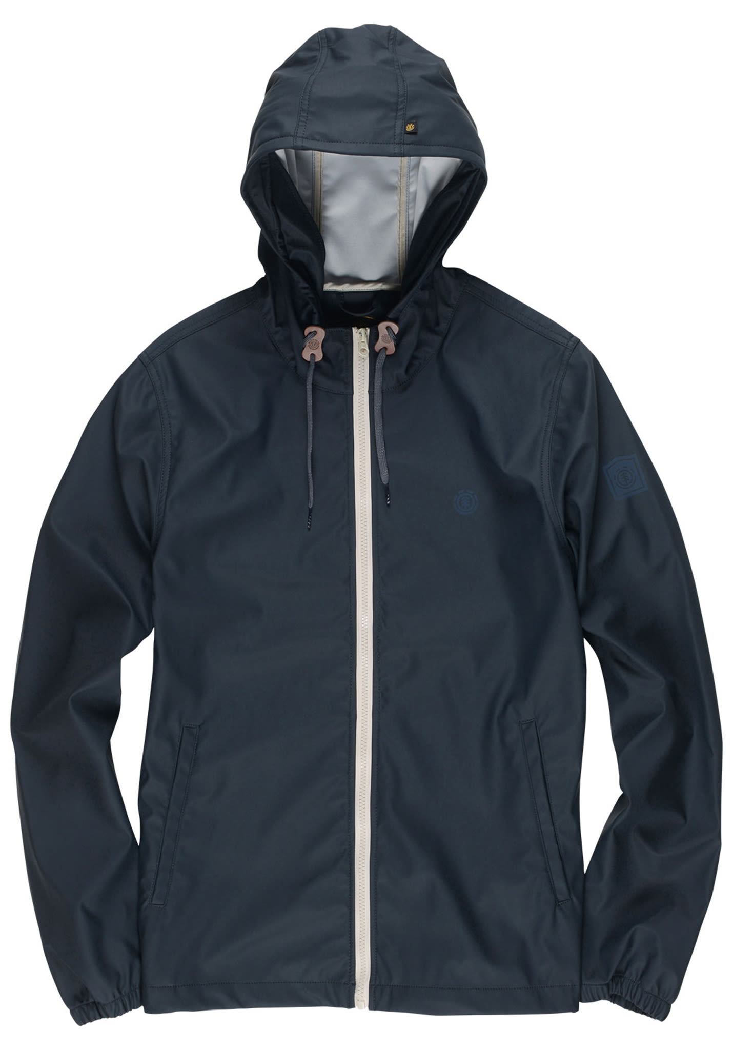35b43835de00 Element Alder Rain - Jacke für Herren - Blau - Planet Sports