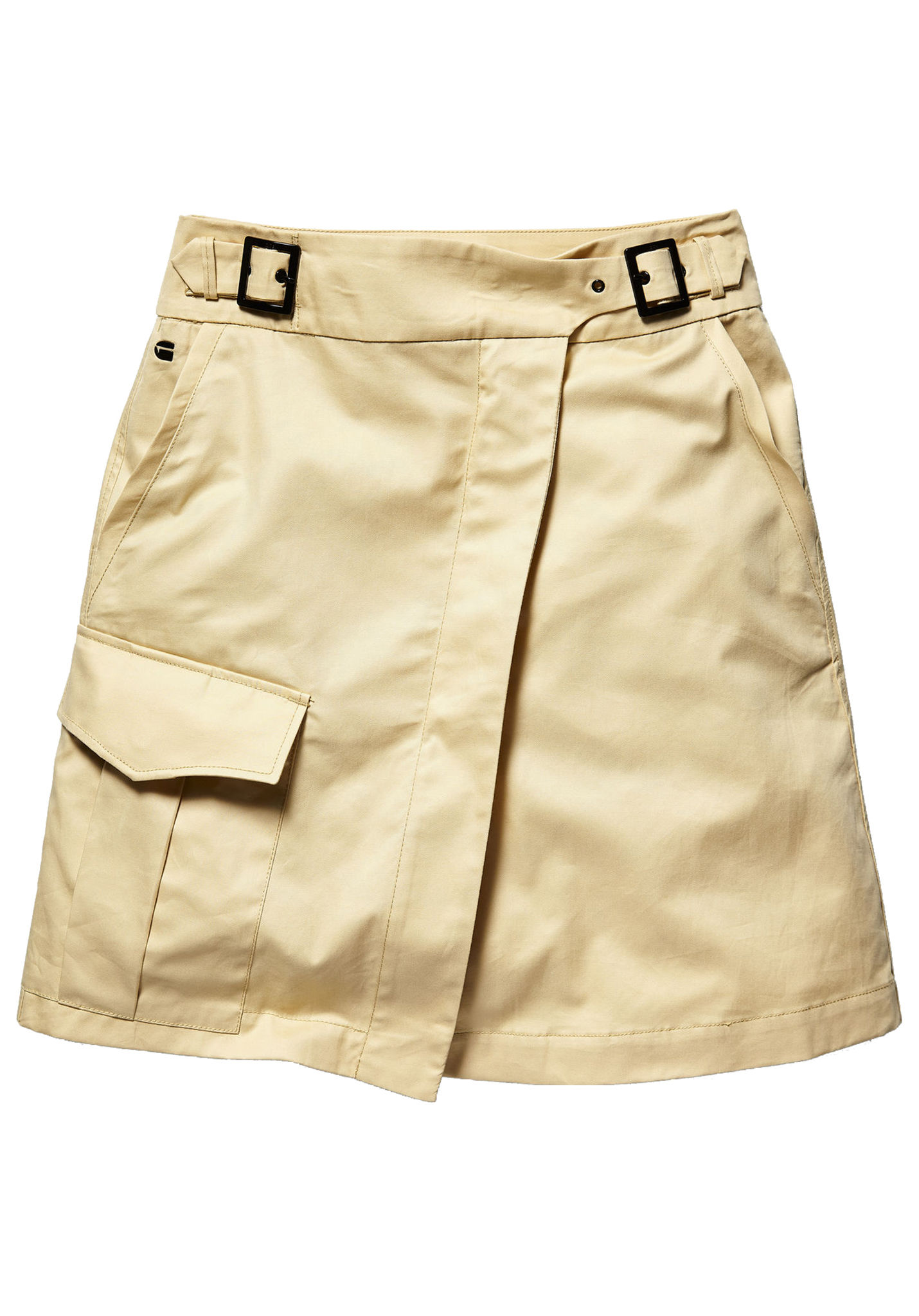 86db106b50 G-STAR Bristum Army Wrap - Skirt for Women - Beige - Planet Sports