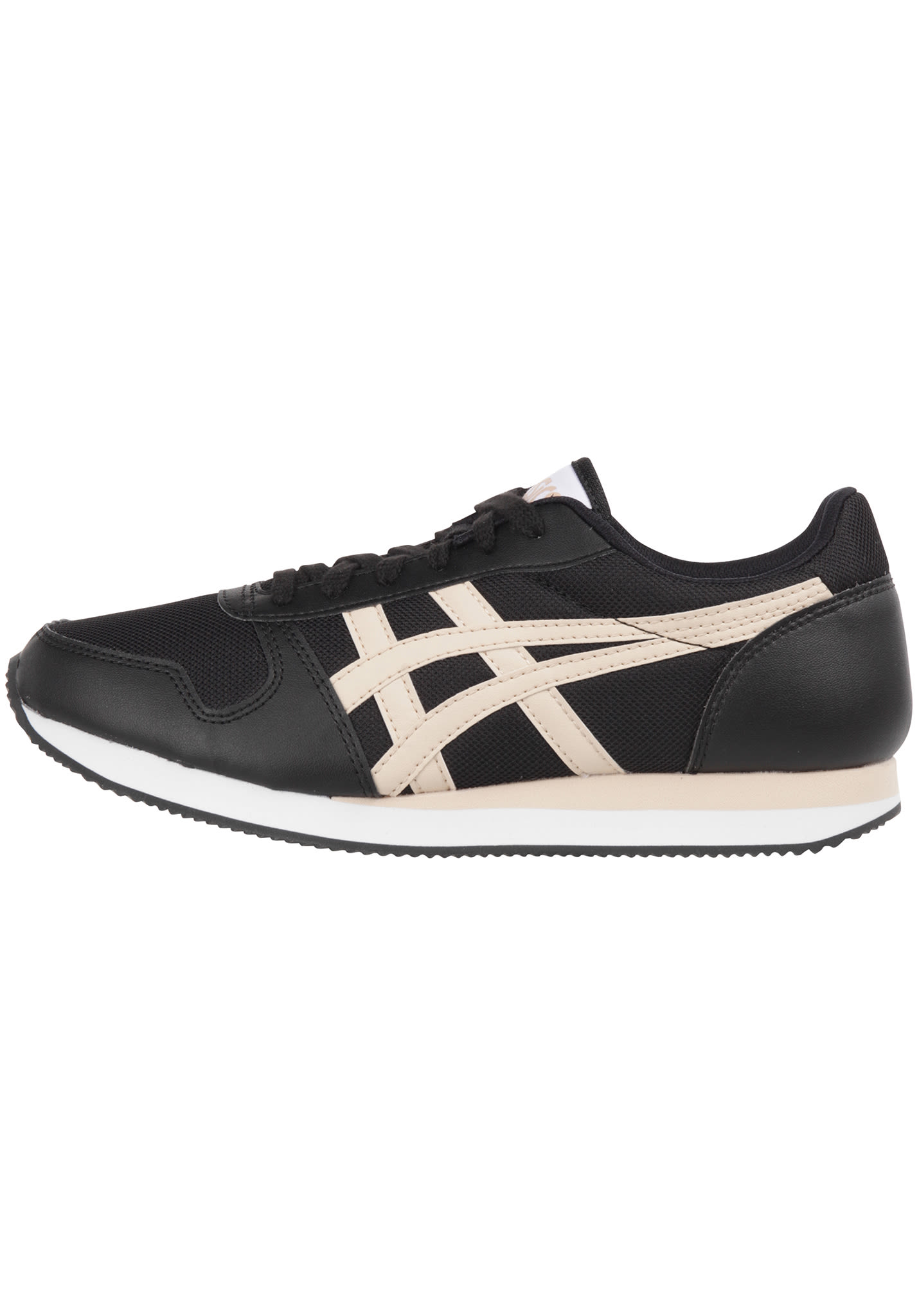 55aec6d6a86 Asics Tiger Curreo II - Sneakers voor Dames - Zwart - Planet Sports