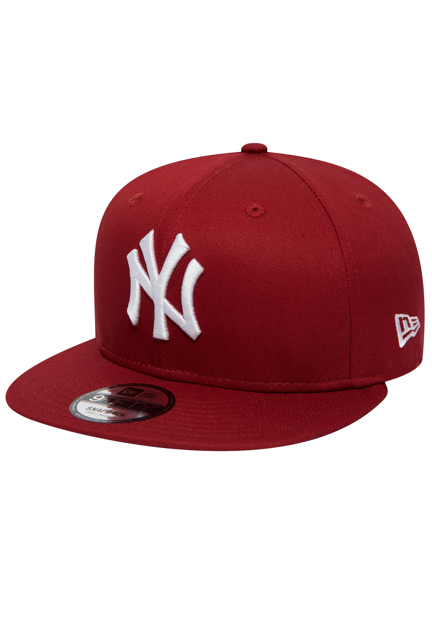 ddae74d0ee9f0 NEW Era 9Fifty New York Yankees - Snapback Cap - Red - Planet Sports