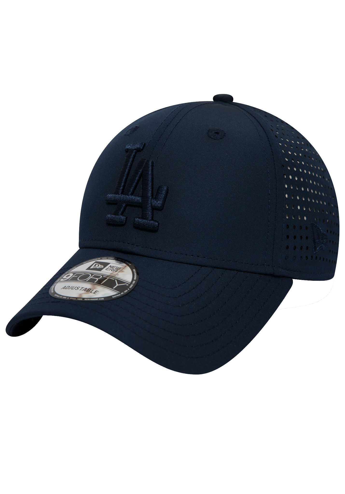 4372daf9 NEW Era 9Forty Feather Los Angeles Dodgers - Cap - Blue - Planet Sports