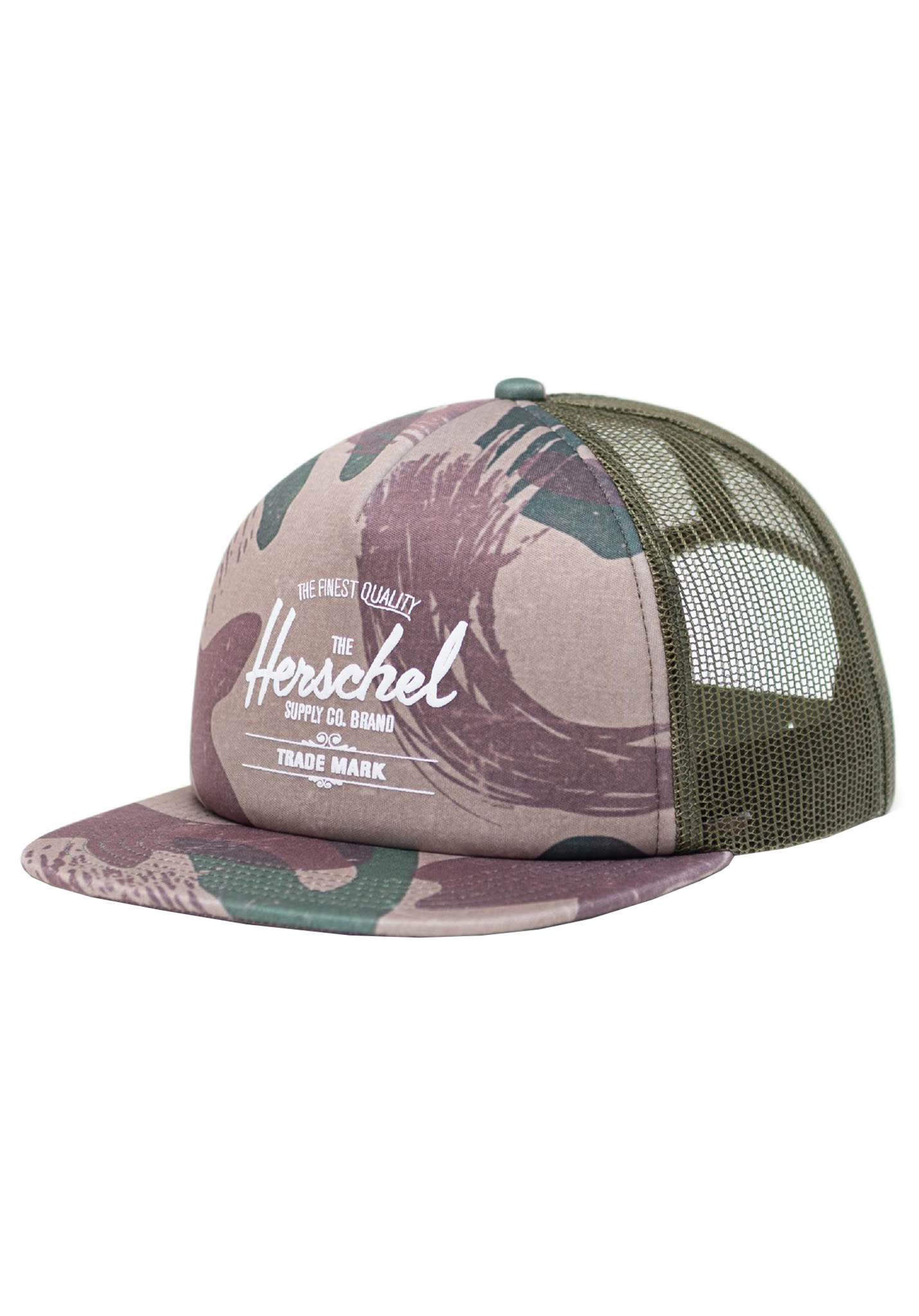 6c373492af968 Herschel SUPPLY CO Whaler Mesh - Trucker Cap - Camo - Planet Sports