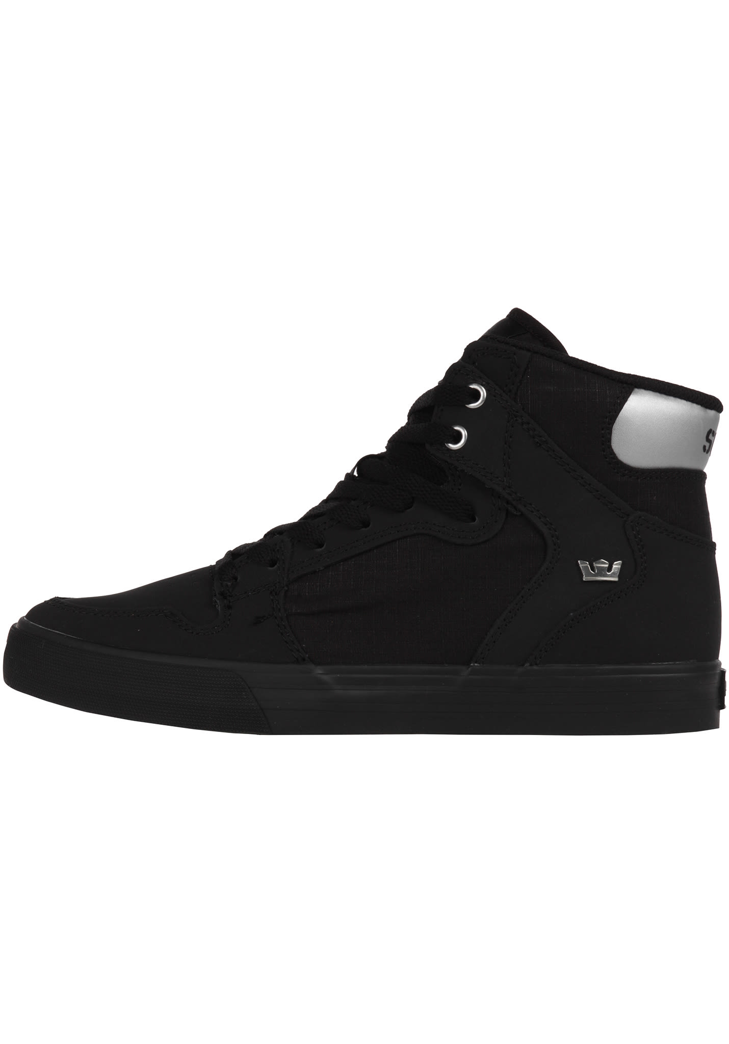0b0c137fd1 SUPRA Vaider - Sneakers for Men - Black - Planet Sports