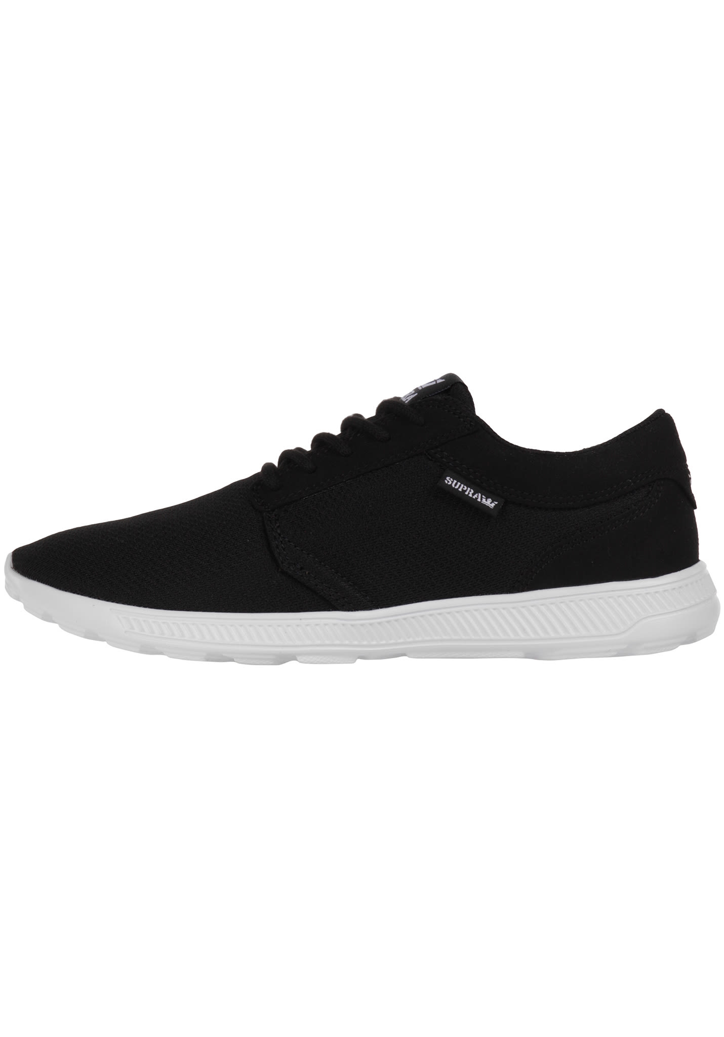 SUPRA Hammer Run - Sneakers for Men - Black - Planet Sports 07a9caae5f