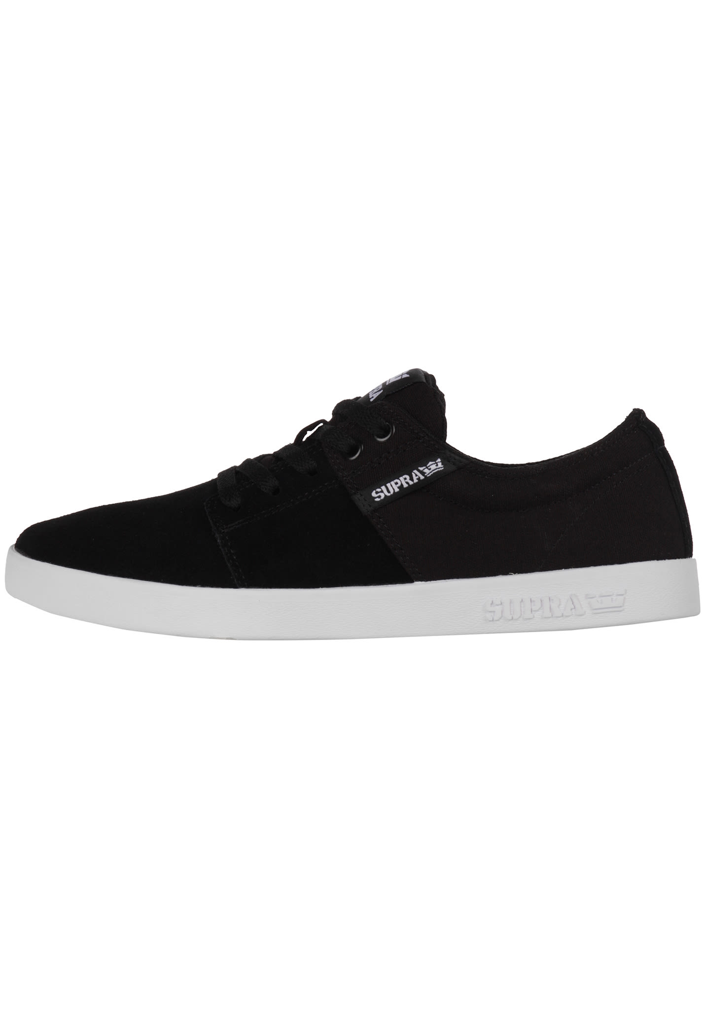 79a4735fad4b SUPRA Stacks II - Sneakers for Men - Black - Planet Sports