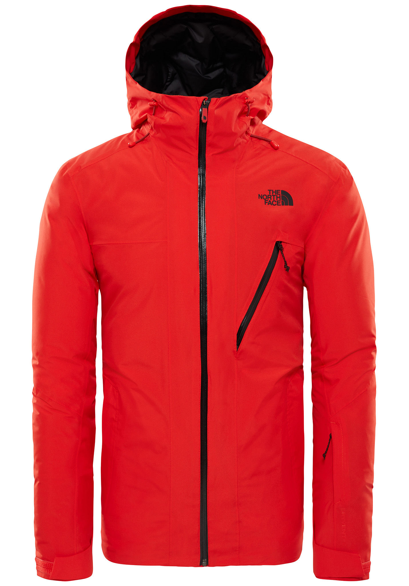THE NORTH FACE Descendit - Giacca outdoor per Uomo - Rosso - Planet Sports 08ec73220c25