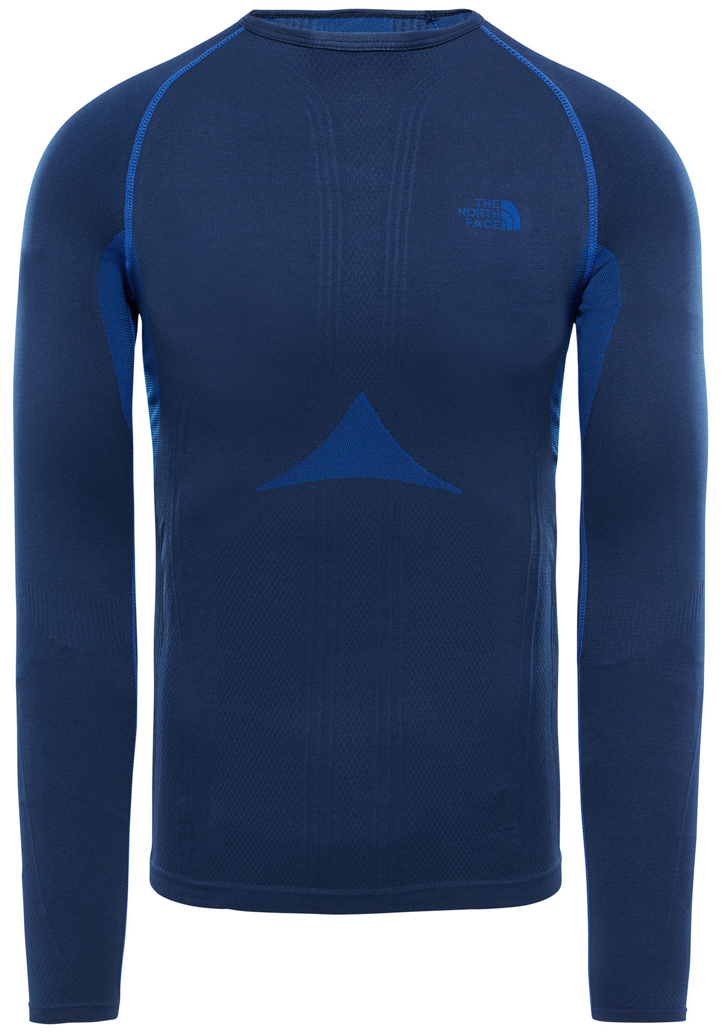 b53d8400d THE NORTH FACE Hybrid Crew Neck - Thermal Underwear for Men - Blue