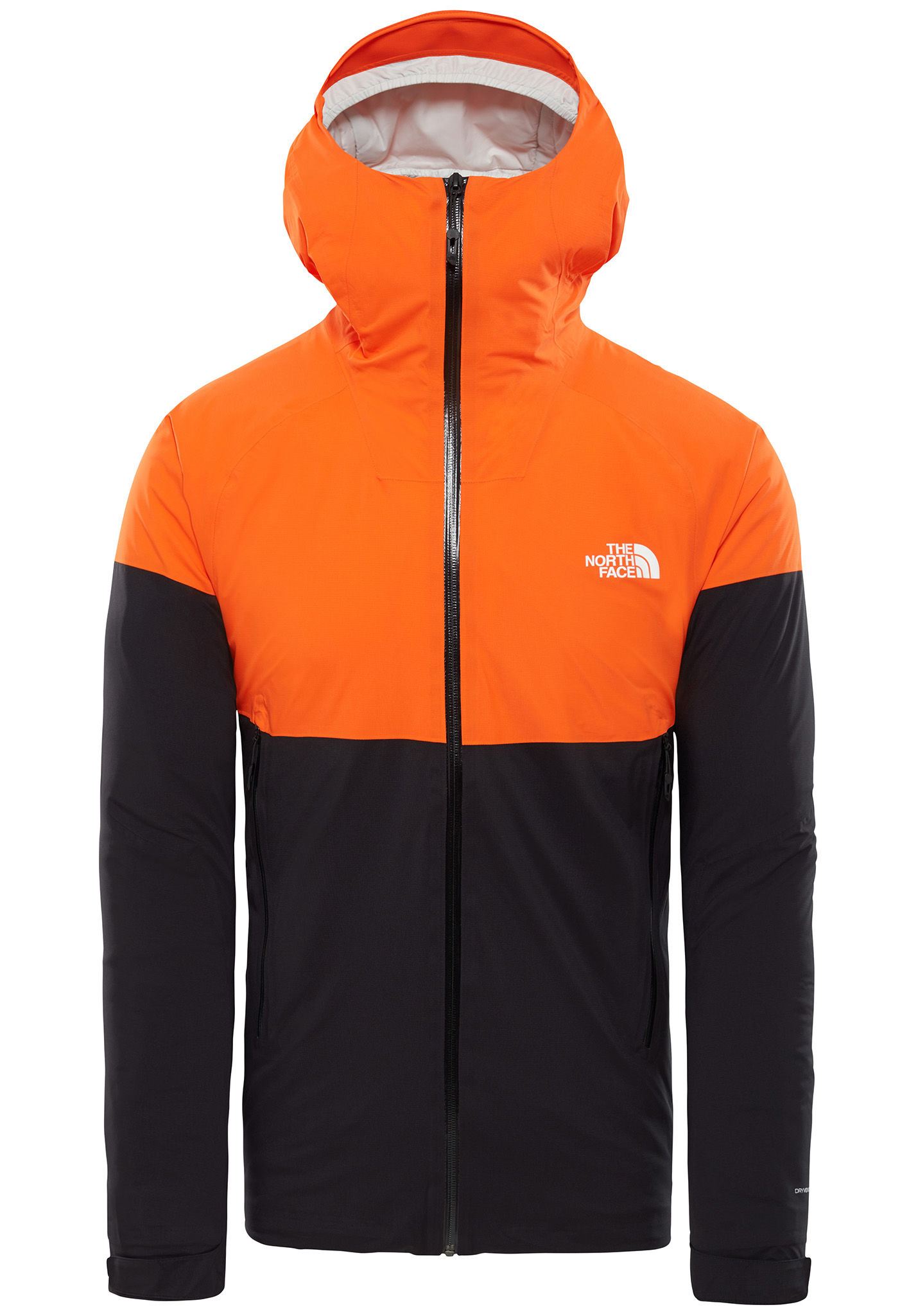 104a145685 THE NORTH FACE Impendor Insulated - Outdoorjacke für Herren - Orange - Planet  Sports