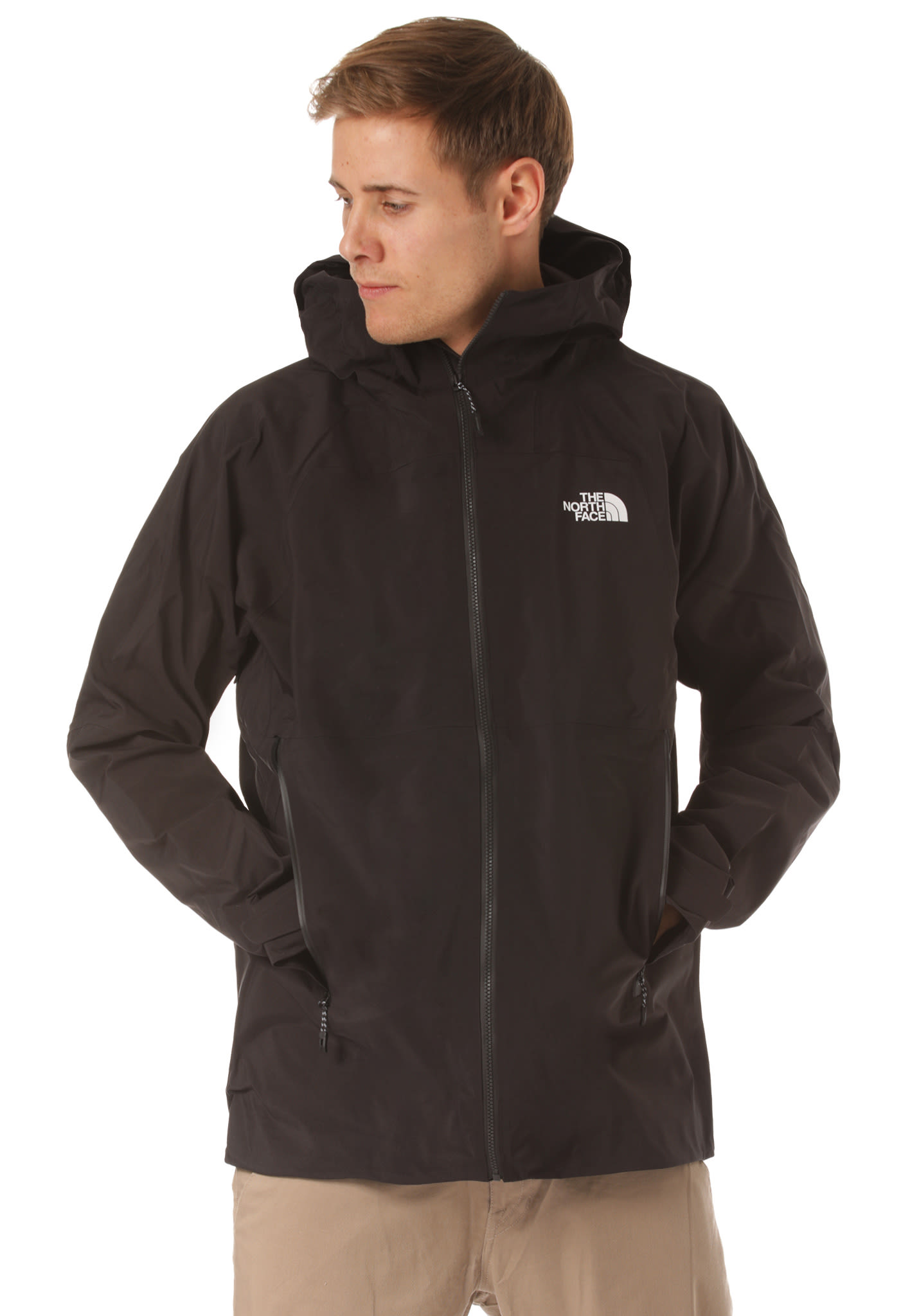 b6518e7c3 THE NORTH FACE Impendor Shell - Outdoor Jacket for Men - Black