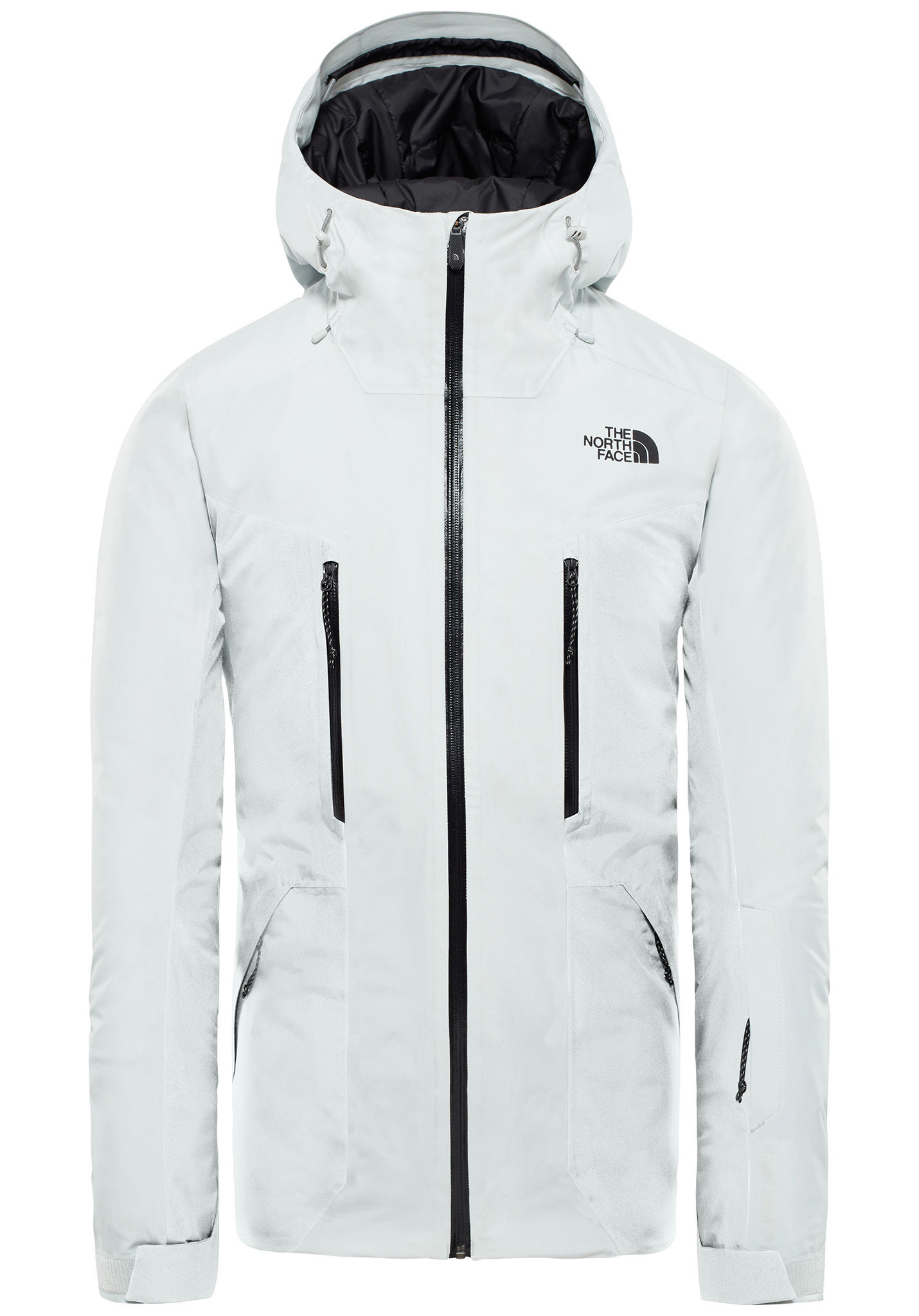 f4e6b825b1 THE NORTH FACE Mount Bre - Ski Jacket for Men - Grey - Planet Sports