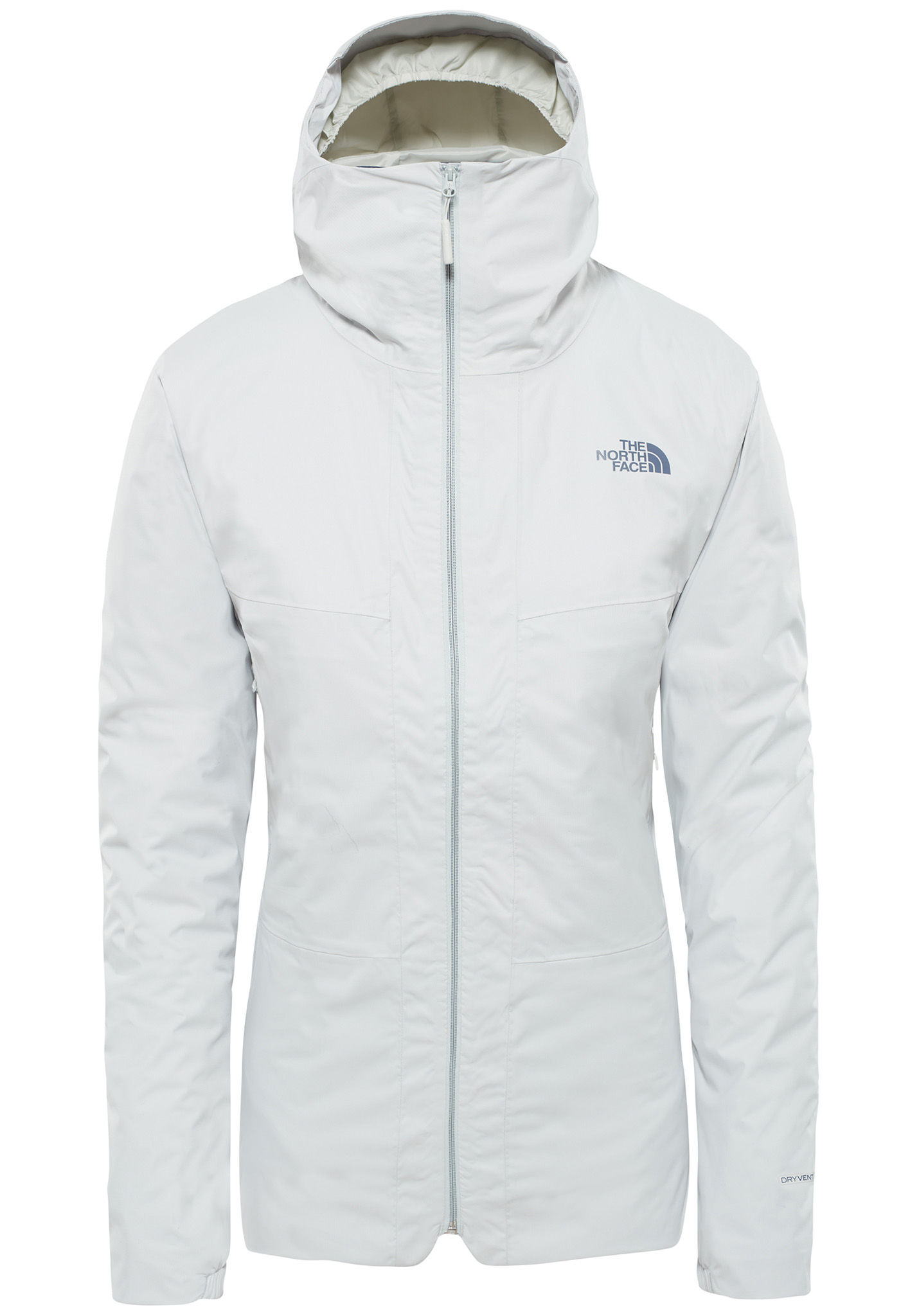 8ae6689f2 THE NORTH FACE Hikesteller Triclimate - Outdoor Jacket for Women - Grey