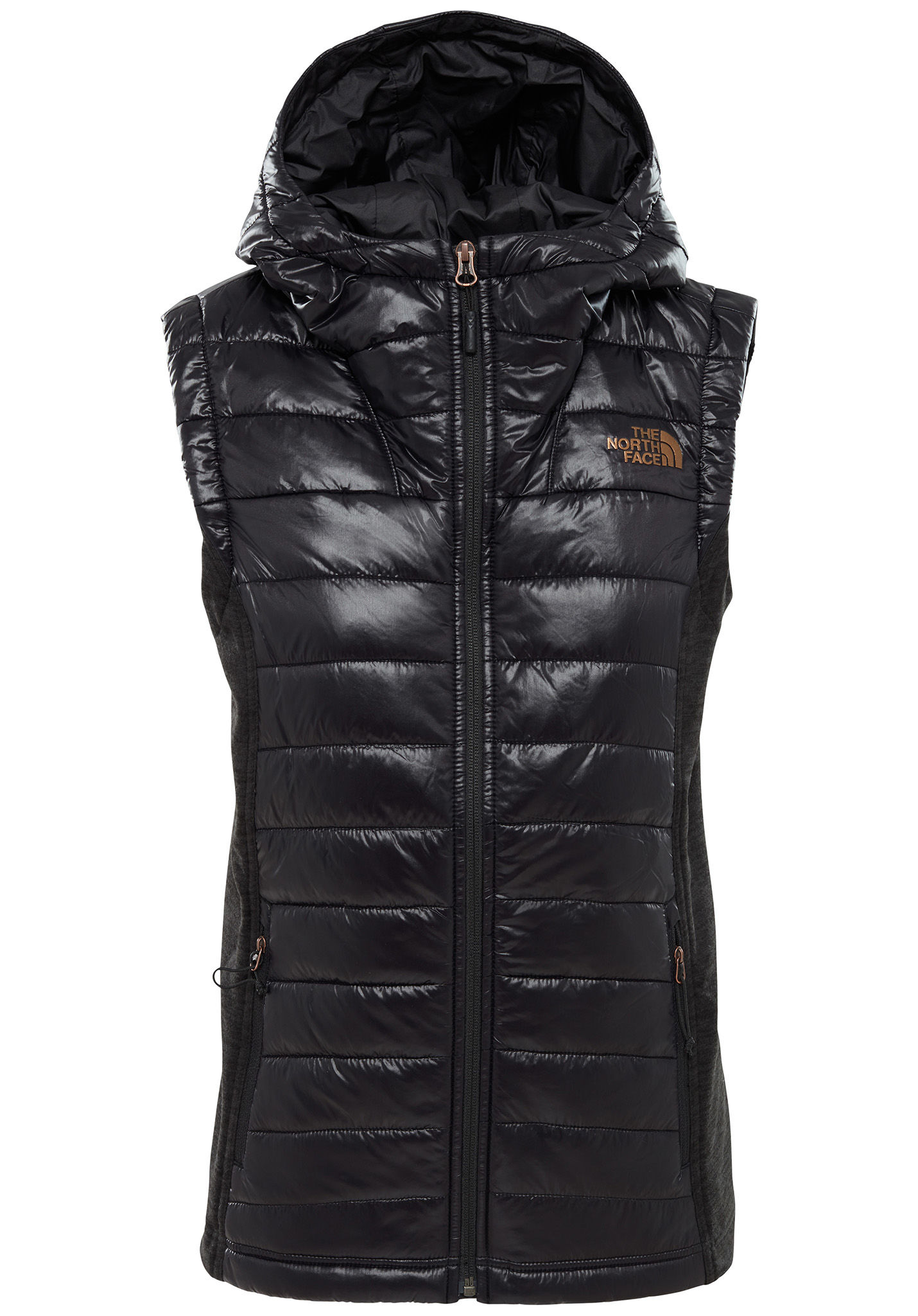 93a99d89d THE NORTH FACE Mashup Pl Vst - Vest for Women - Black
