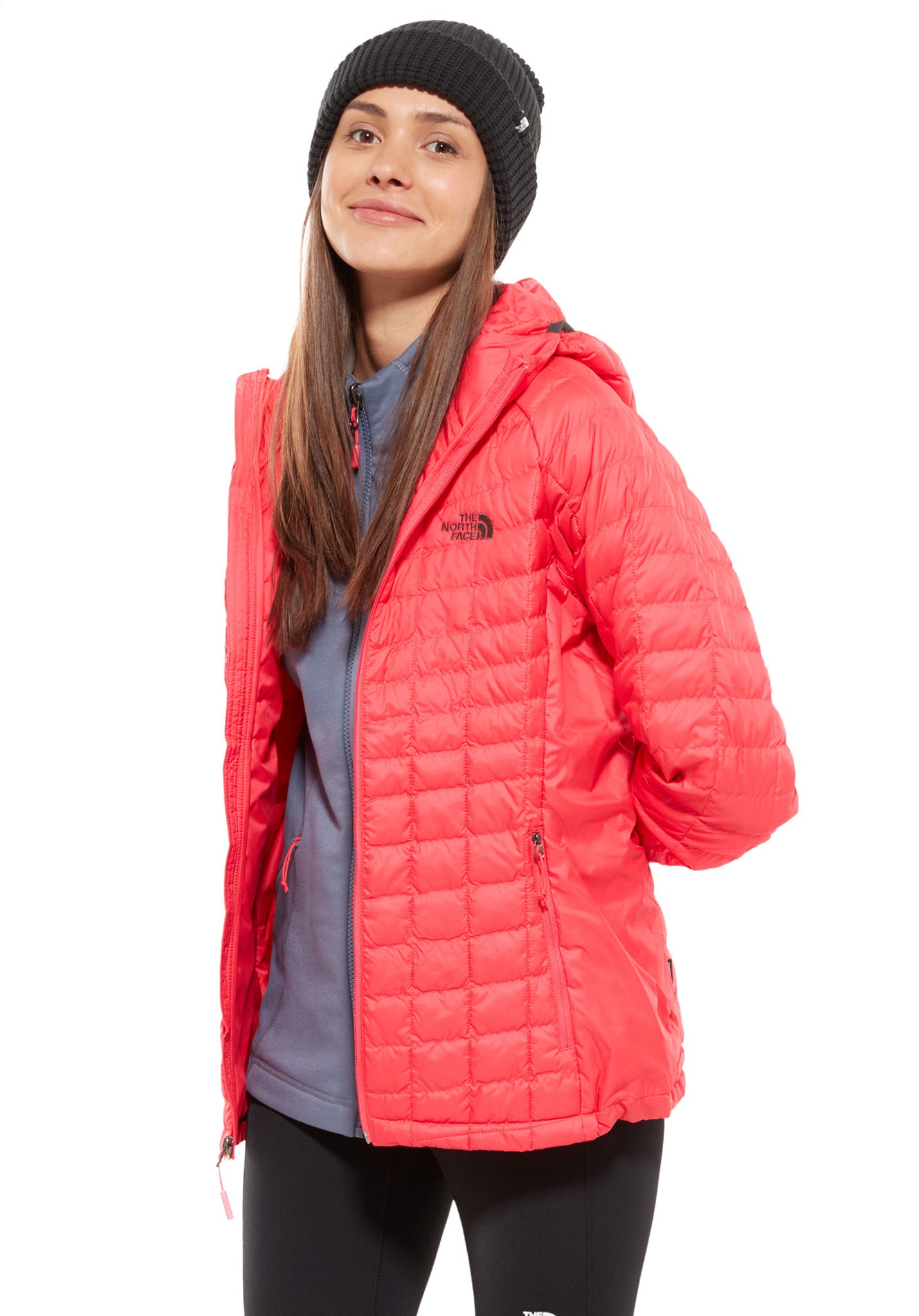 73a97fd88e THE NORTH FACE Thermoball Sport - Outdoorjacke für Damen - Pink - Planet  Sports