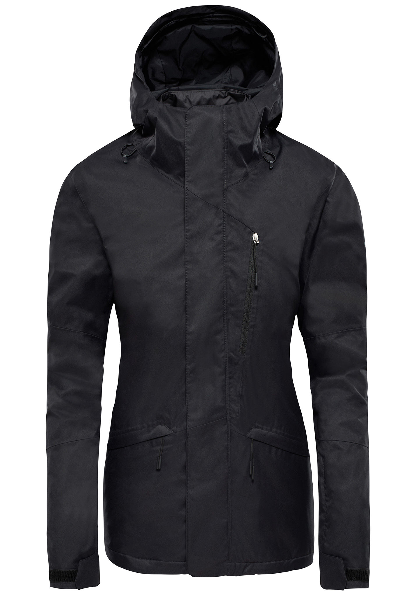 7033db2545 THE NORTH FACE Thermoball Snow Triclimate - Ski Jacket for Women - Black -  Planet Sports