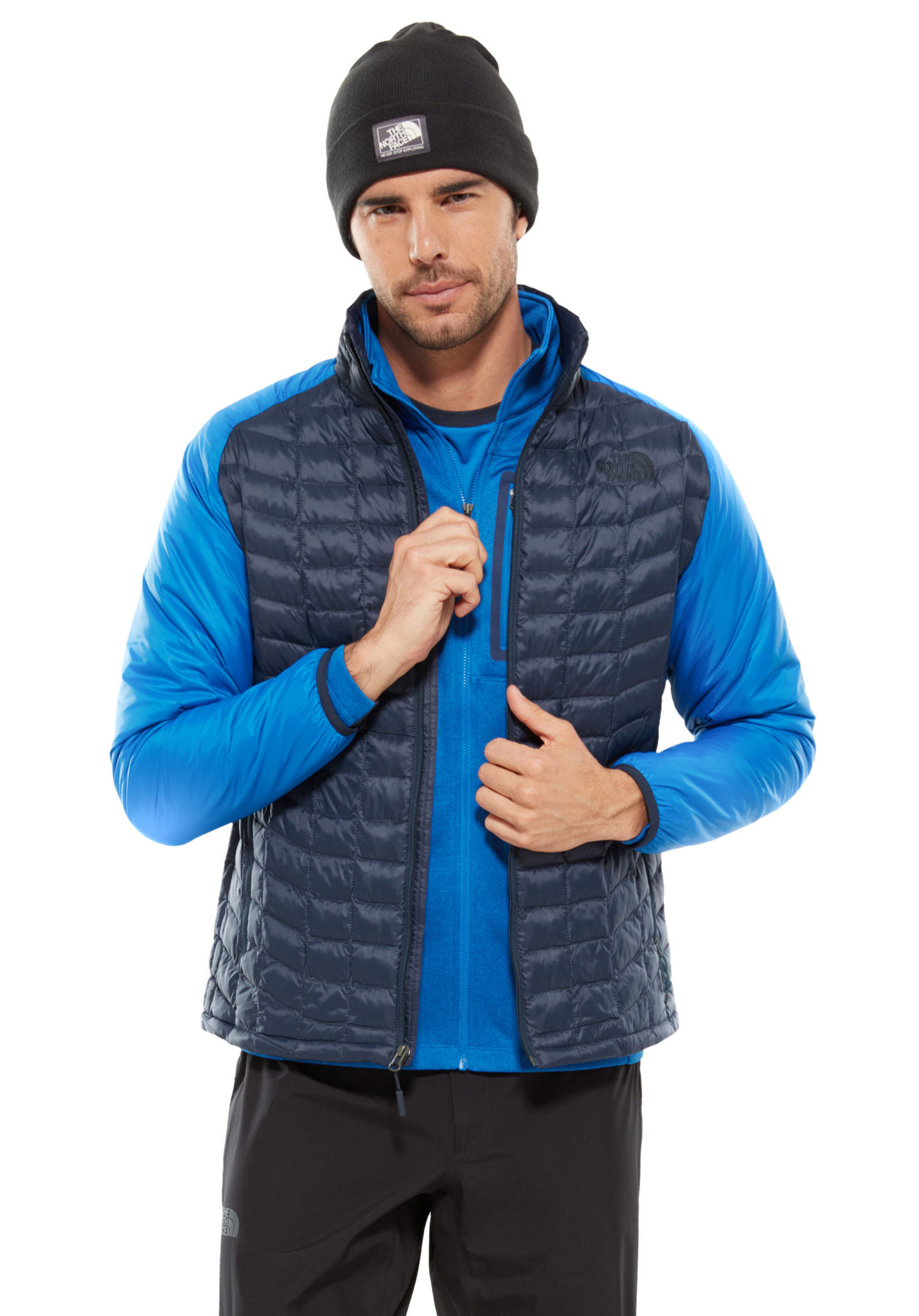 007cf7bb2e THE NORTH FACE Thermoball Sport - Outdoor Jacket for Men - Blue - Planet  Sports