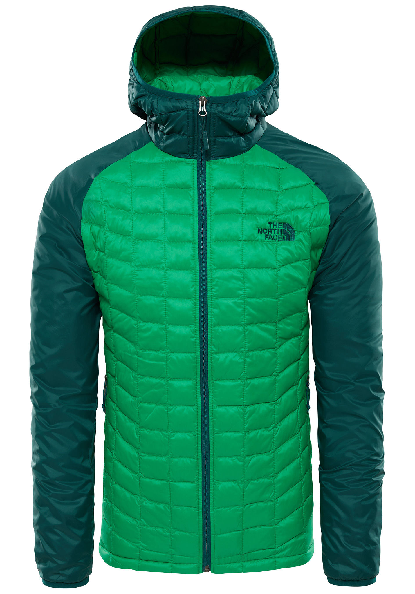 37b3f1fa3 THE NORTH FACE Thermoball Sport - Outdoor Jacket for Men - Green