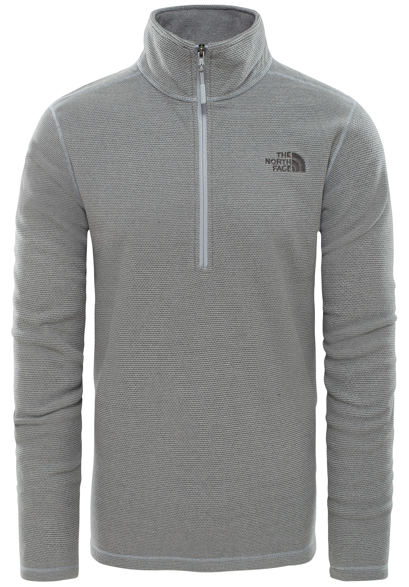 THE NORTH FACE Texture Cap Rock - Maglione in pile per Uomo - Grigio -  Planet Sports bcf1c85b6439
