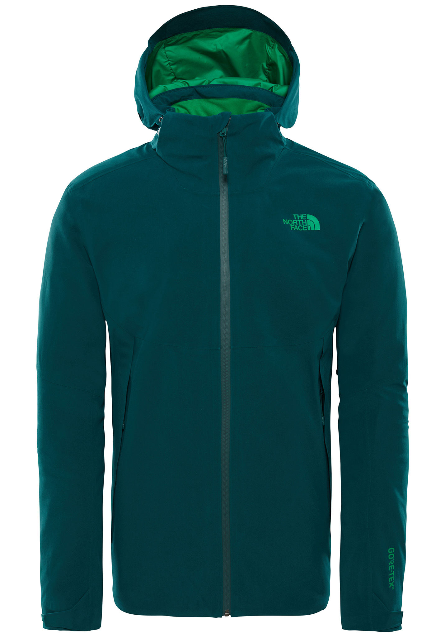 THE NORTH FACE Thermo Apex Flex GTX - Giacca outdoor per Uomo - Verde -  Planet Sports 154328eb234