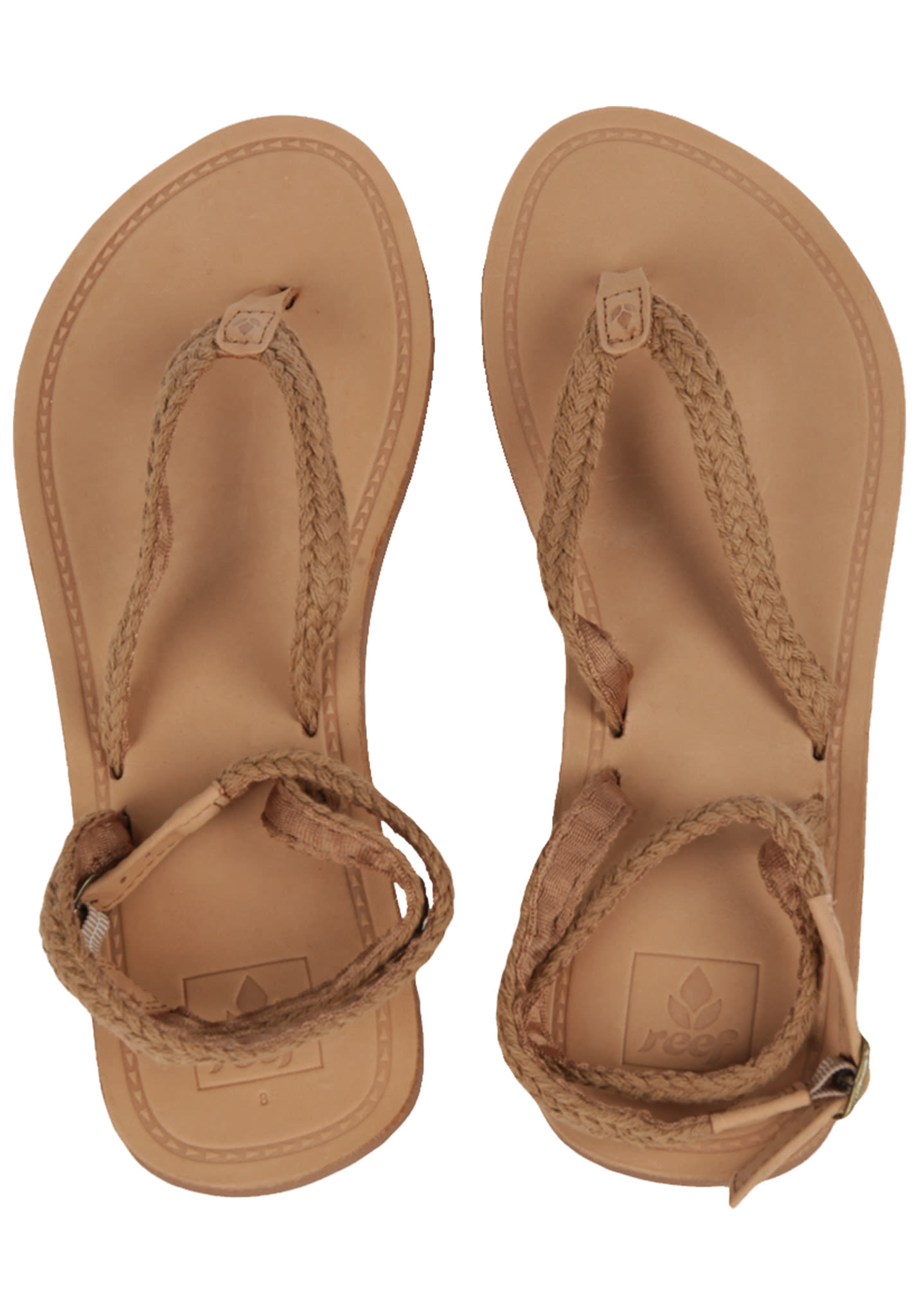 9ad1ea948aa8 Reef Gypsy Wrap - Sandals for Women - Brown - Planet Sports