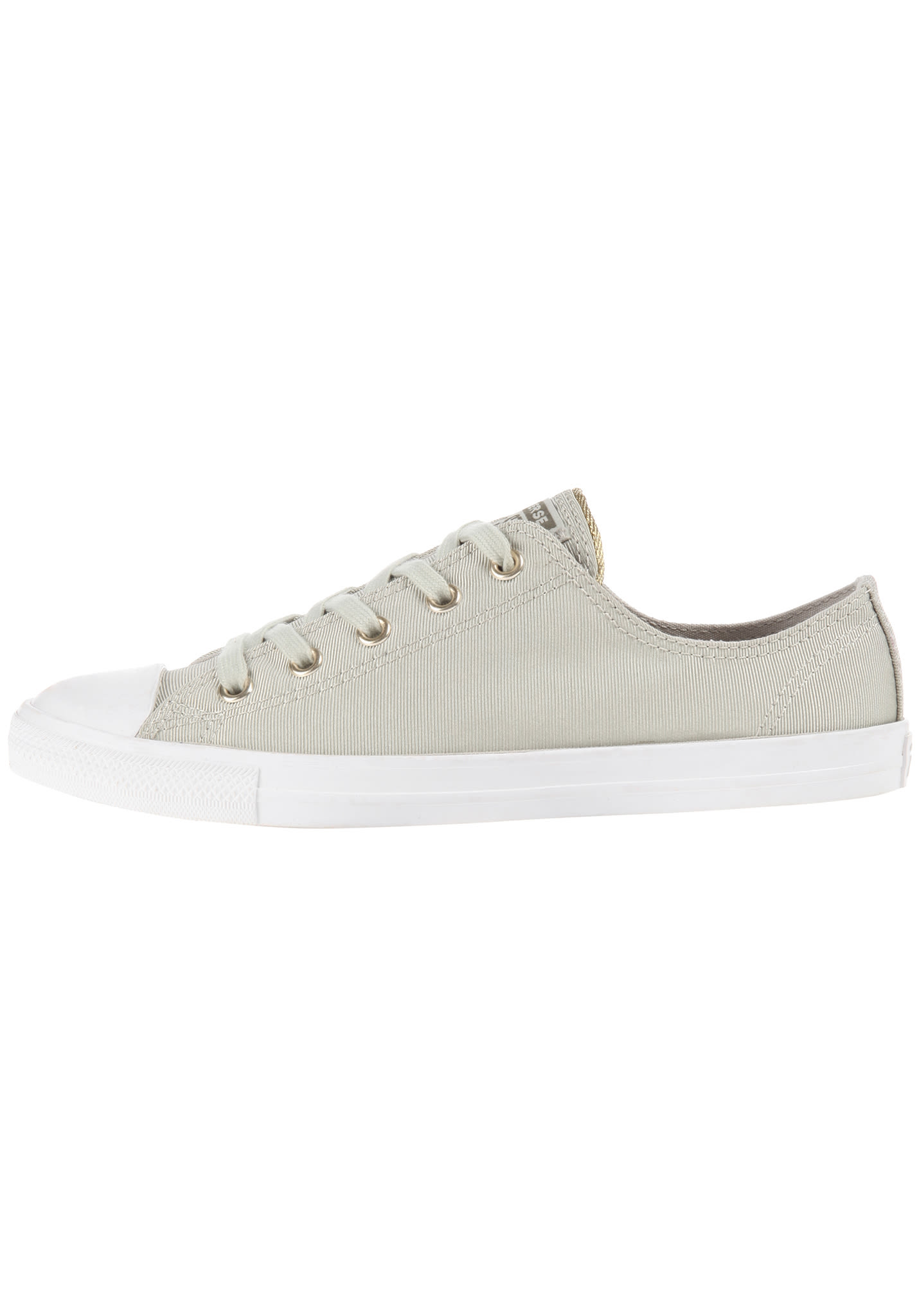 Converse Chuck Taylor All Star Dainty Ox Sneakers for Women Grey