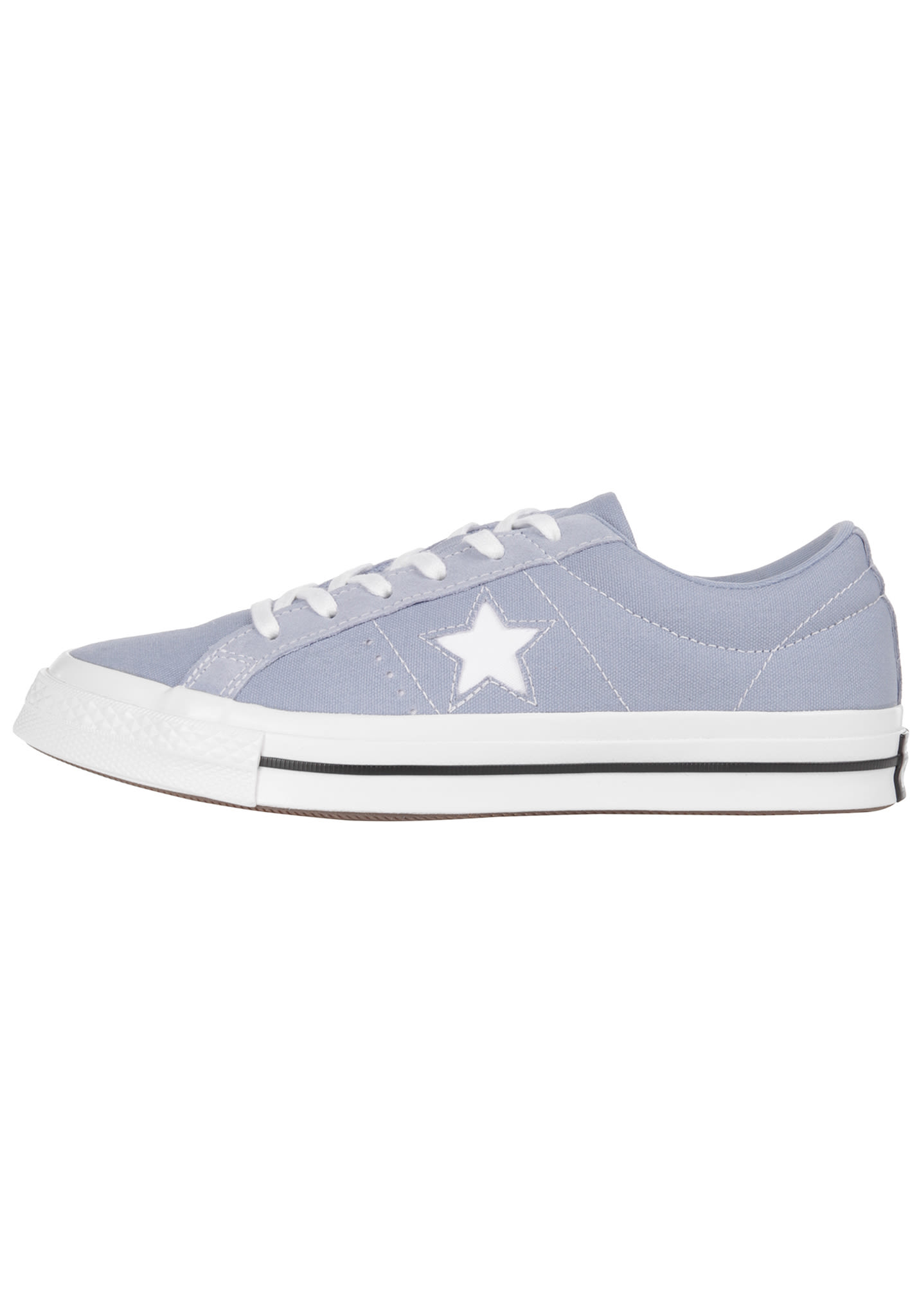 e520b14d853 Converse One Star Ox - Sneakers for Women - Blue - Planet Sports
