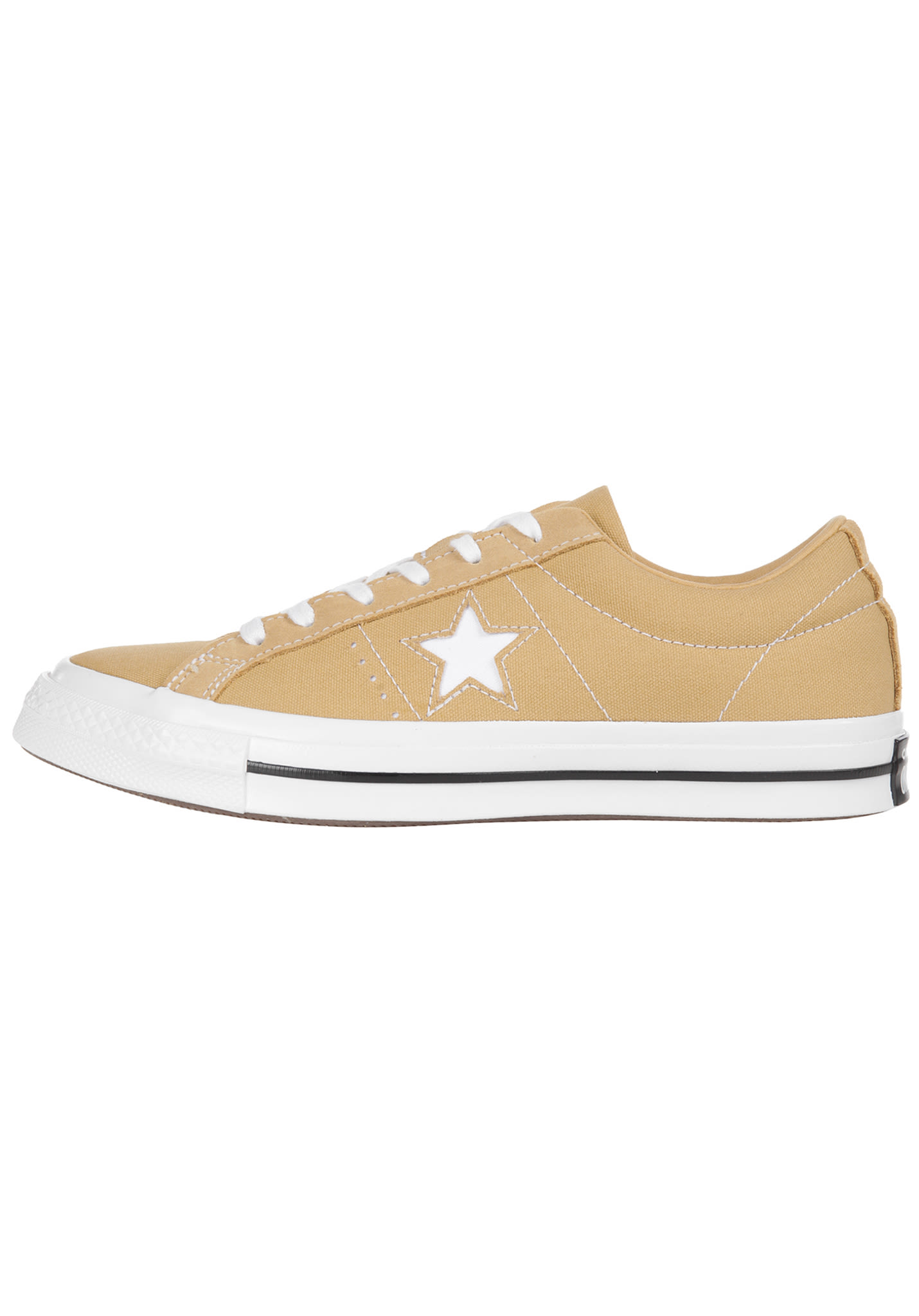 Converse One Star Ox Club - Sneakers for Women - Beige - Planet Sports 7aafcd13c