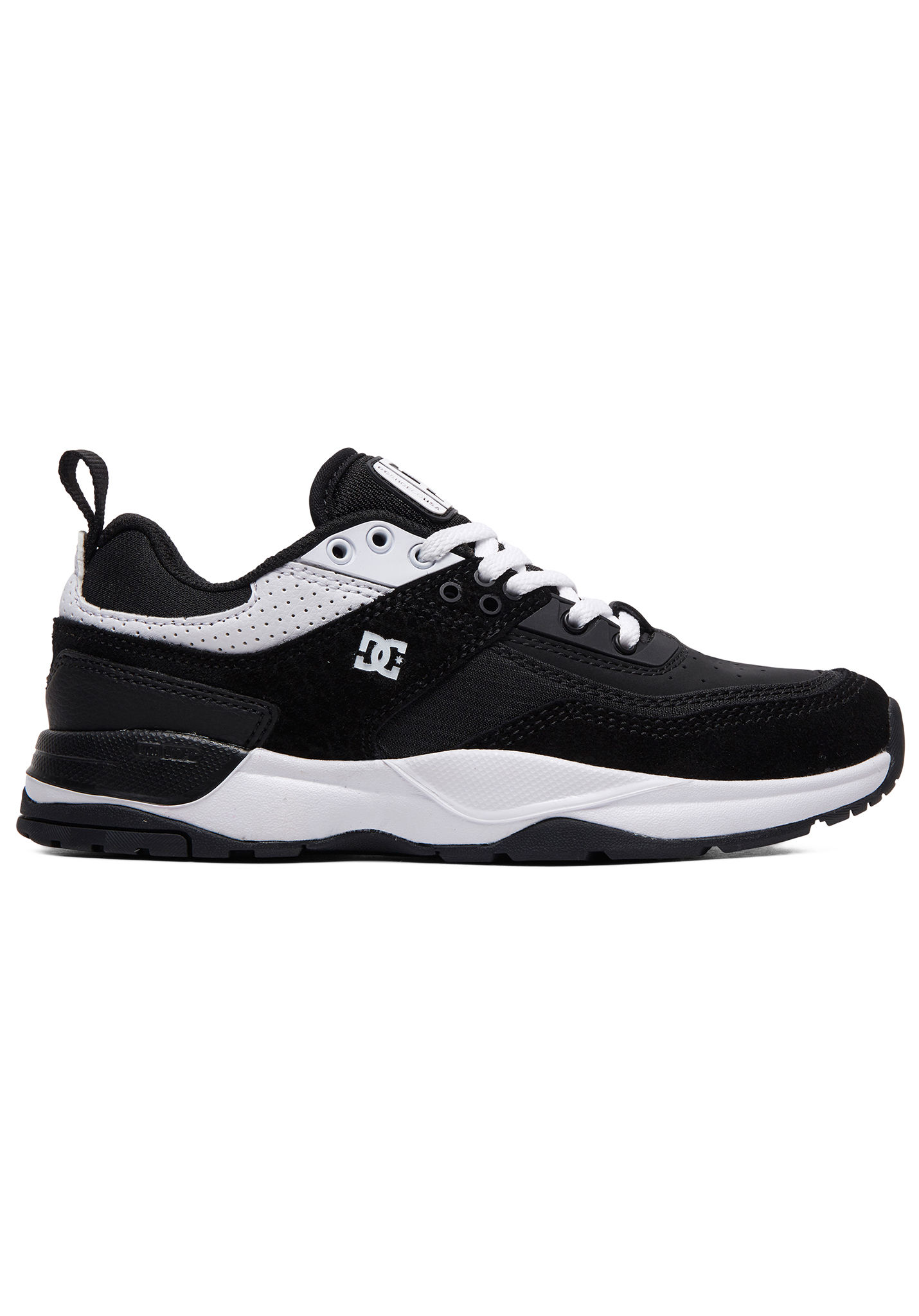 1304b9deb3 DC E.Tribeka - Sneakers for Kids Boys - Black - Planet Sports