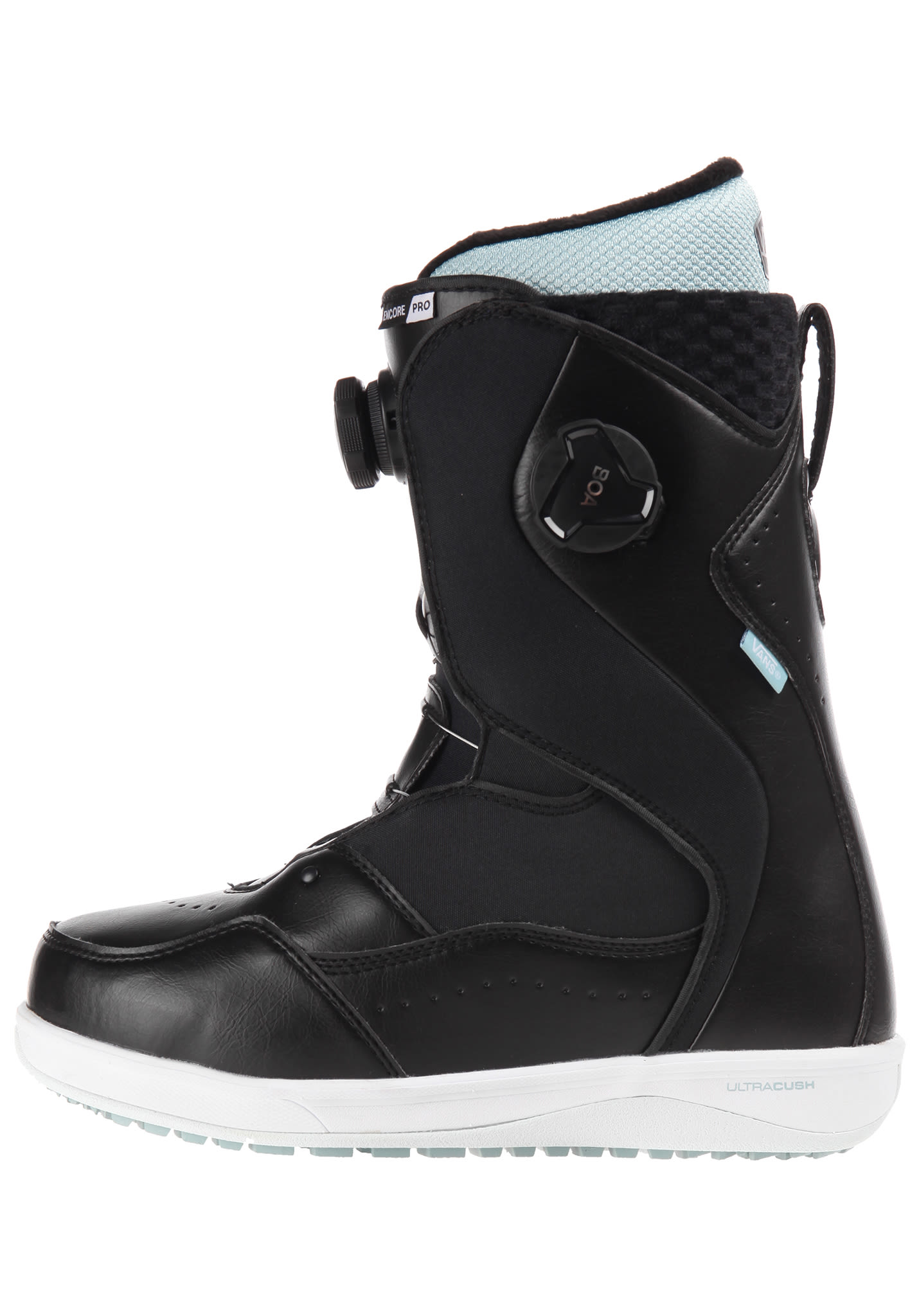 158835bbec Vans Encore Pro - Snowboard Boots for Women - Black - Planet Sports