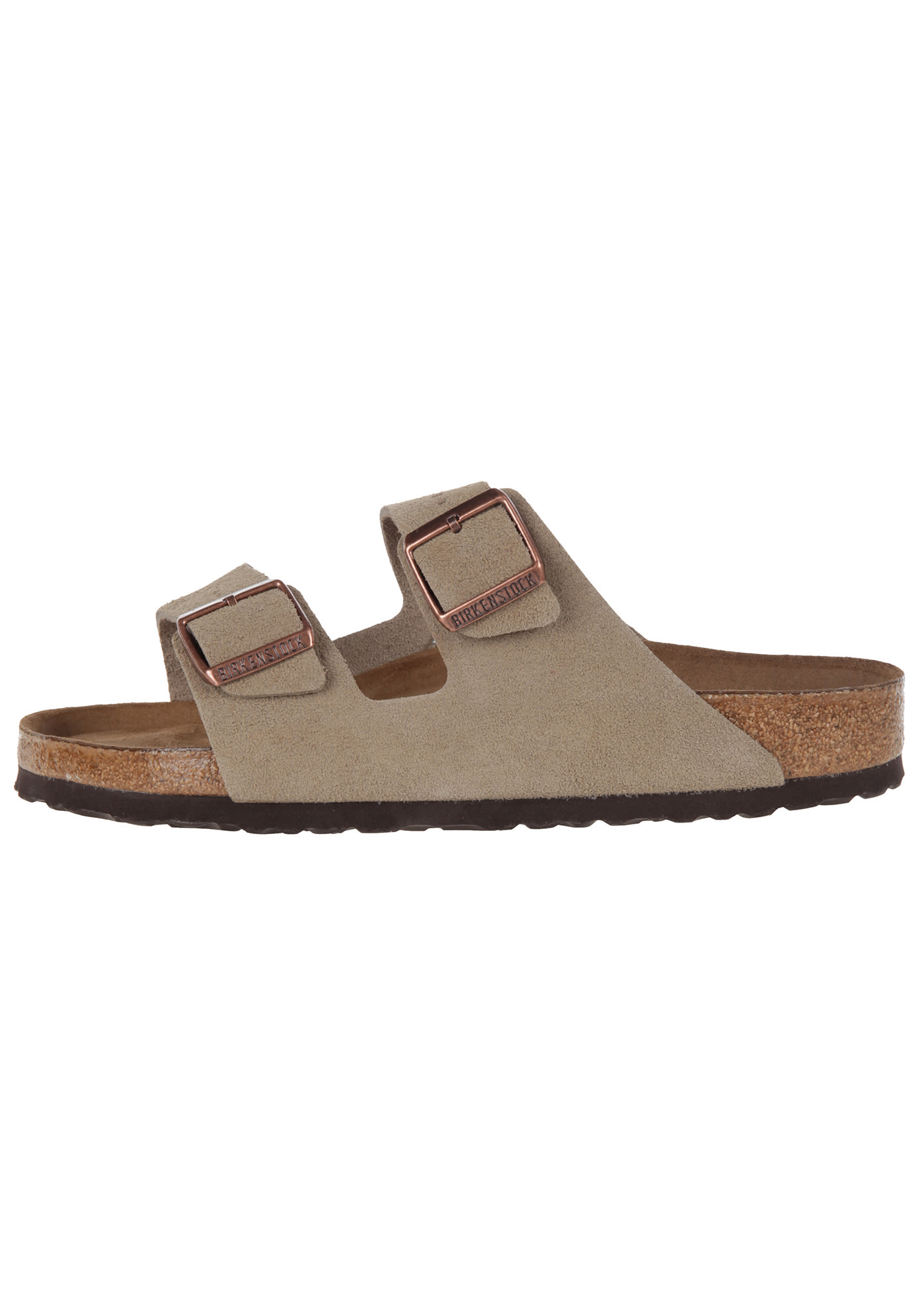 6b47cb03fb10 Birkenstock Arizona VL Soft - Sandals for Men - Grey - Planet Sports