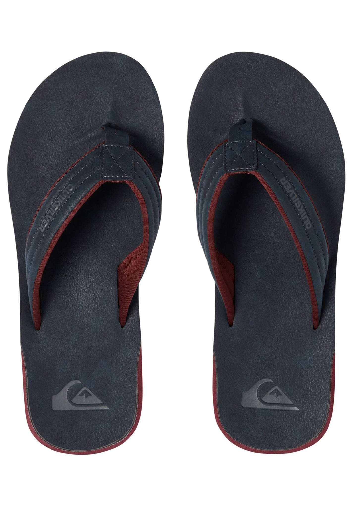 6b0df45146 Quiksilver Carver Nubuck - Sandals for Men - Blue