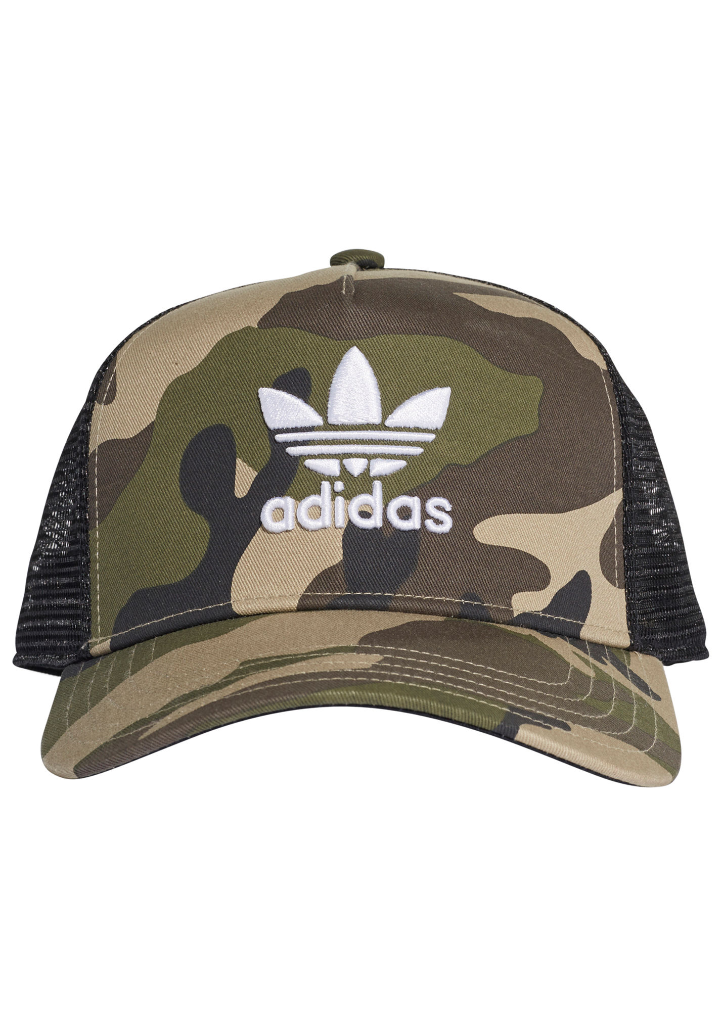 106d1353dbc79 ADIDAS ORIGINALS Crv Vsr - Trucker Cap for Men - Camo - Planet Sports