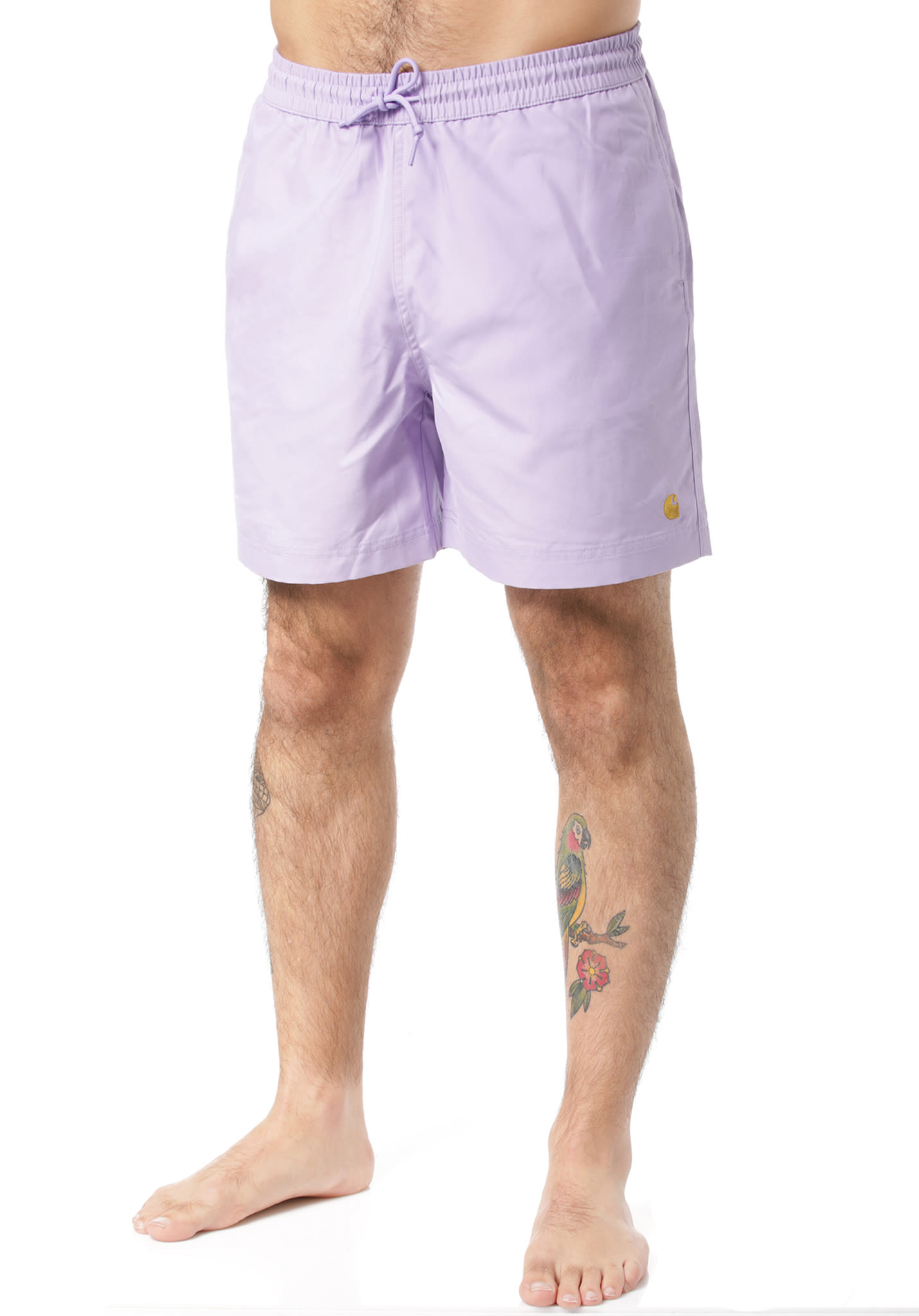 d60a5455ceb4d carhartt WIP Chase Swim Trunk - Boardshorts for Men - Purple ...