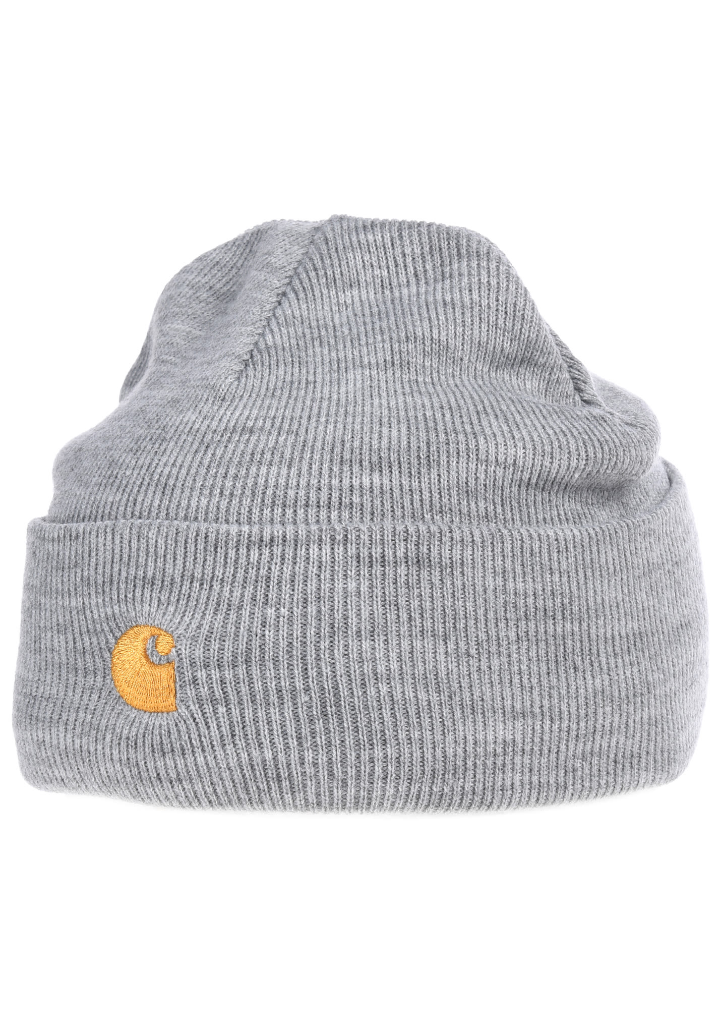 3d0f4413a8dc0 carhartt WIP Chase - Beanie - Grey - Planet Sports