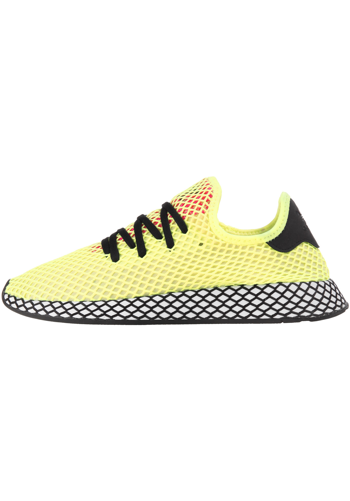 low priced 76b5e efd02 ADIDAS ORIGINALS Deerupt Runner - Sneakers for Men - Yellow - Planet Sports