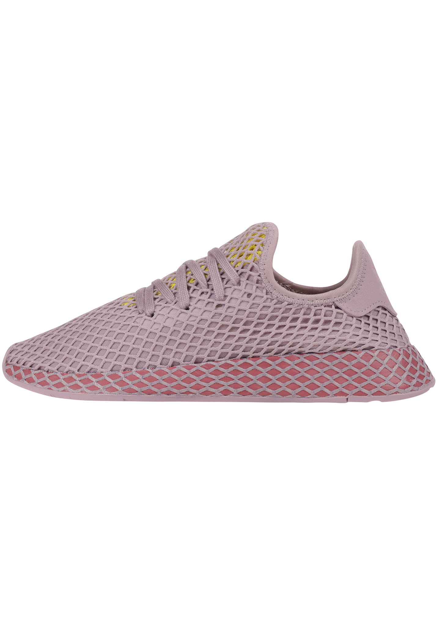 2de55928288ea ADIDAS ORIGINALS Deerupt Runner - Sneakers for Women - Purple - Planet  Sports
