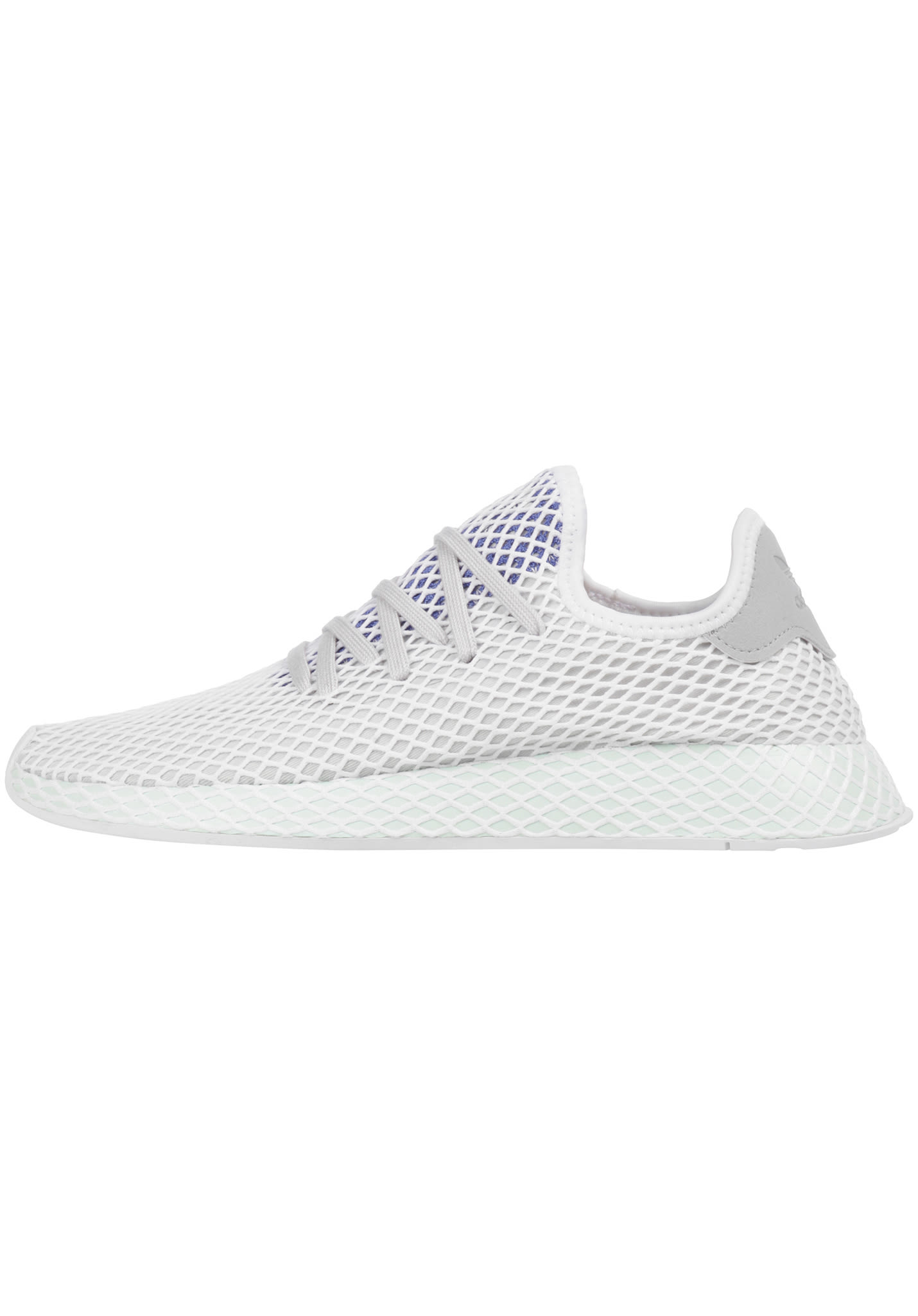 68c98ba7354 ADIDAS ORIGINALS Deerupt Runner - Sneakers - Grijs - Planet Sports
