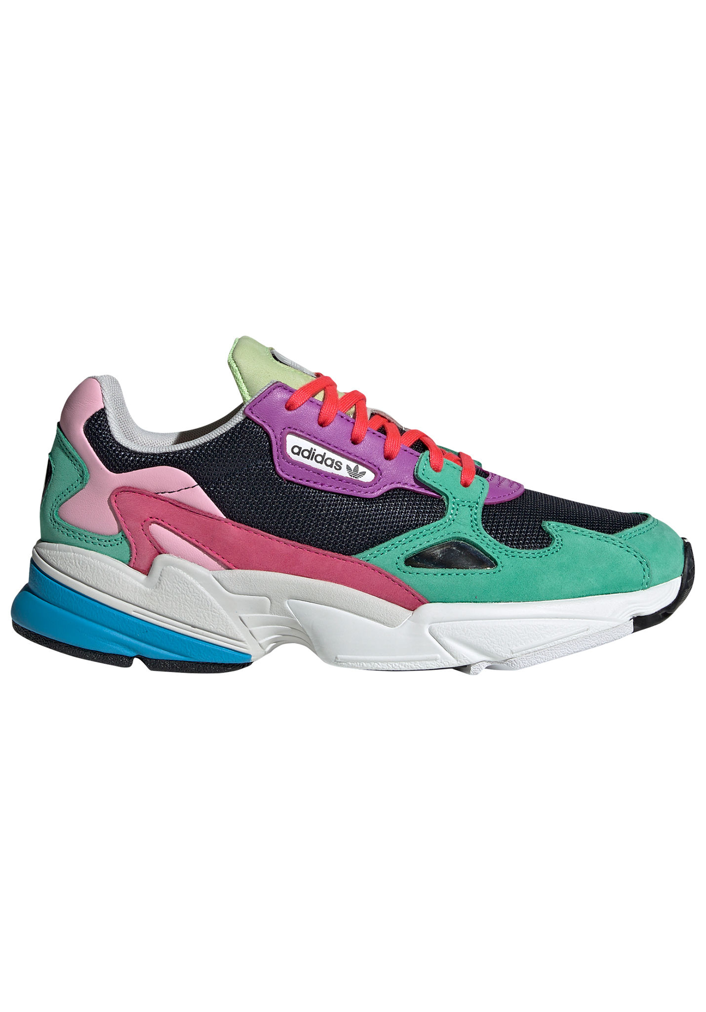 bfffa4d331 adidas Originals Falcon - Sneaker für Damen - Blau - Planet Sports