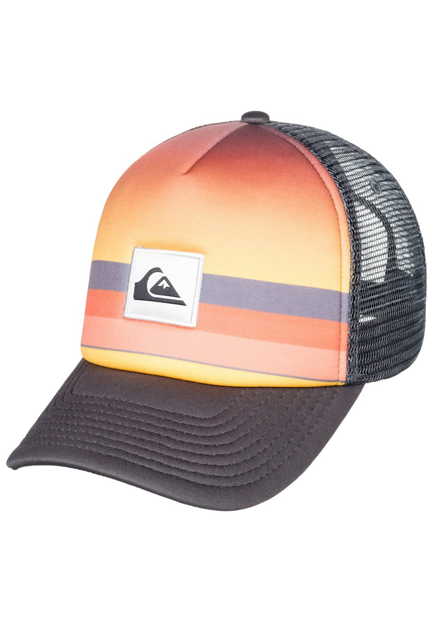 c8fee3f0f0b Quiksilver Sets Coming - Trucker Cap for Men - Yellow - Planet Sports