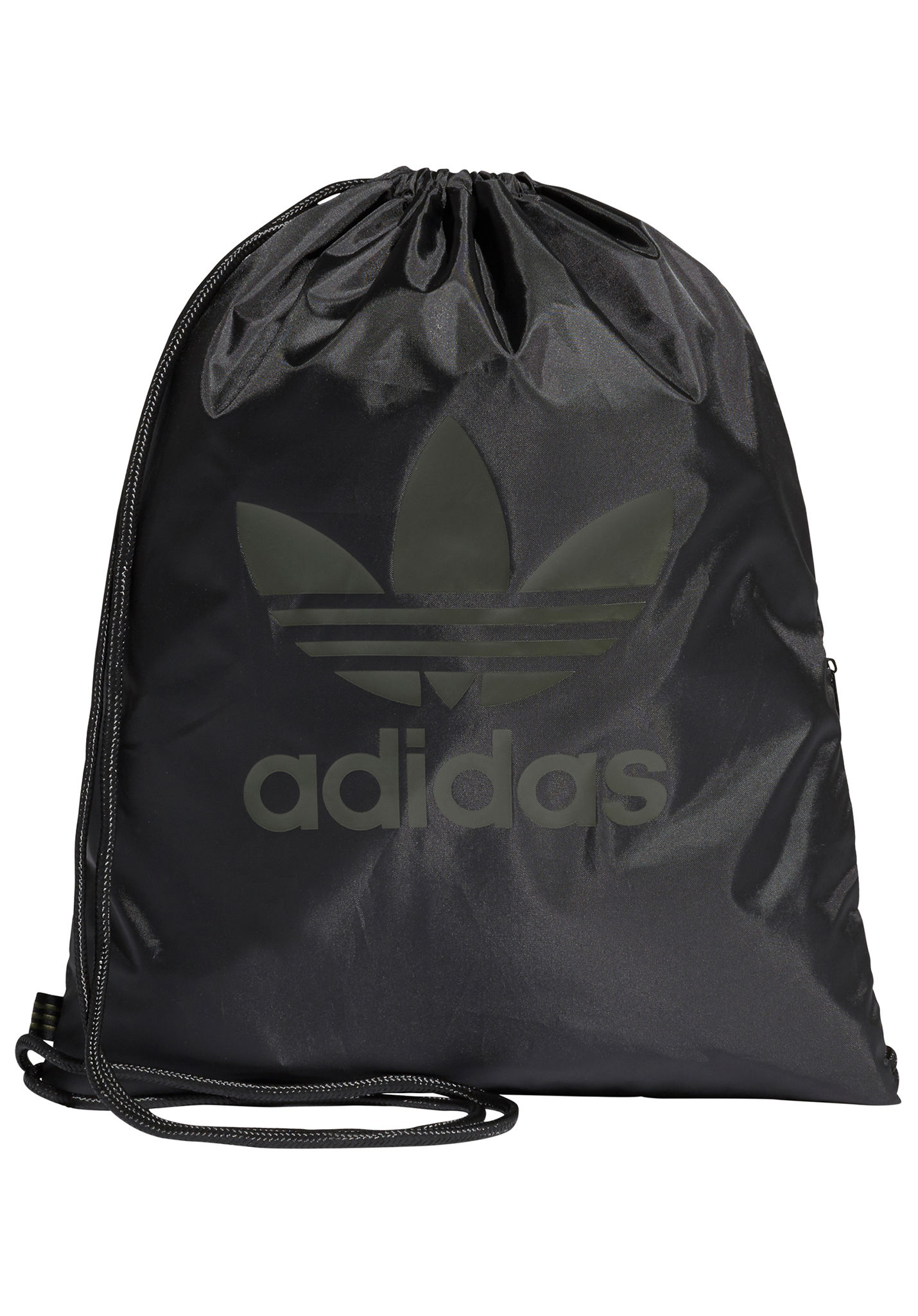 5fa8434b5162 ADIDAS ORIGINALS Trefoil - Gym Bag for Men - Black - Planet Sports