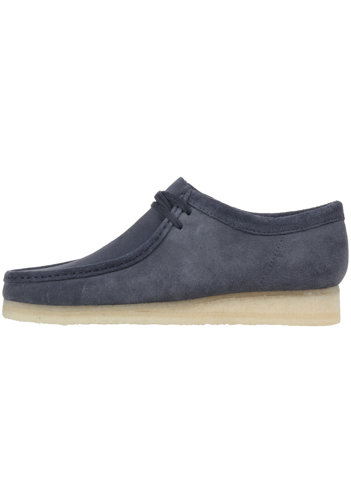 CLARKS ORIGINALS Wallabee Fashion Schuhe für Herren Blau