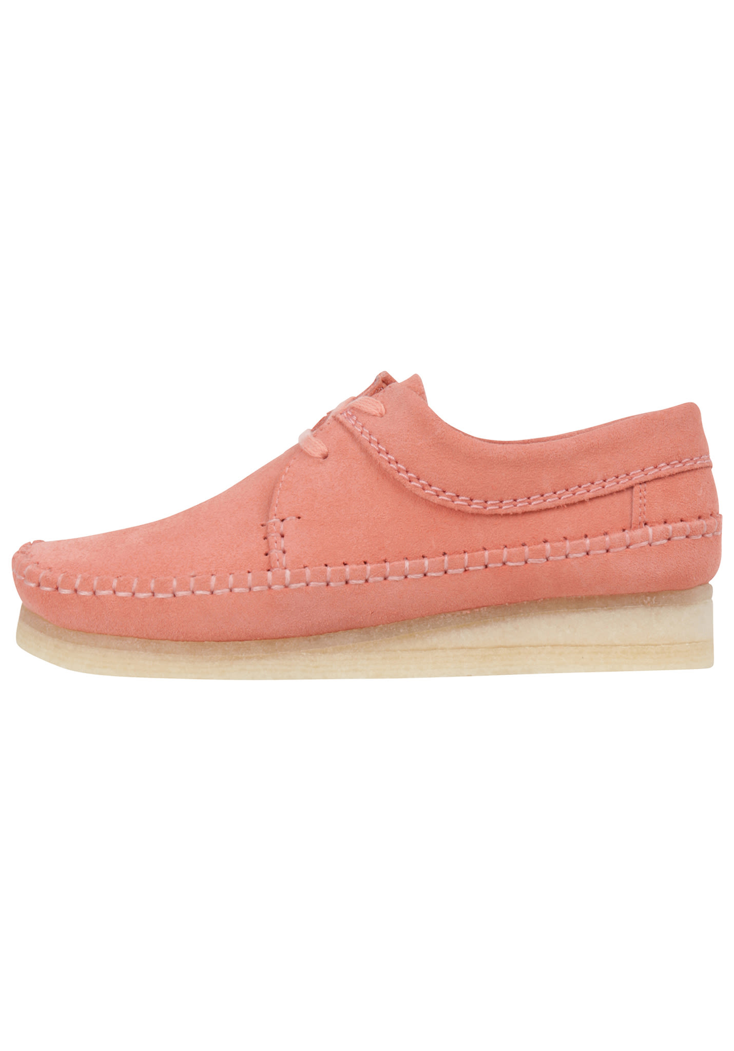 f4f9da74ffbf CLARKS ORIGINALS Weaver - Fashion Shoes for Women - Pink - Planet Sports