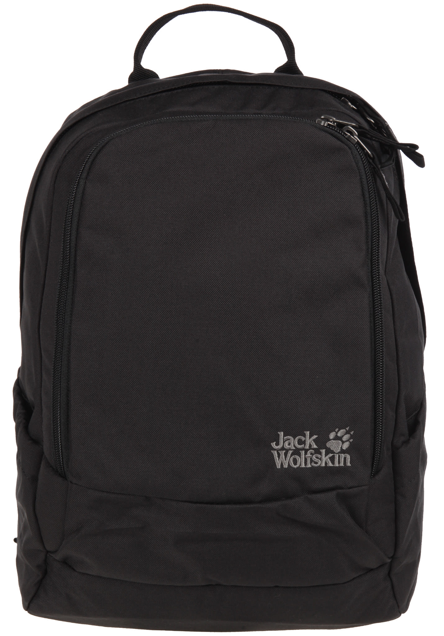 Jack Wolfskin Black Perfect Day Backpack