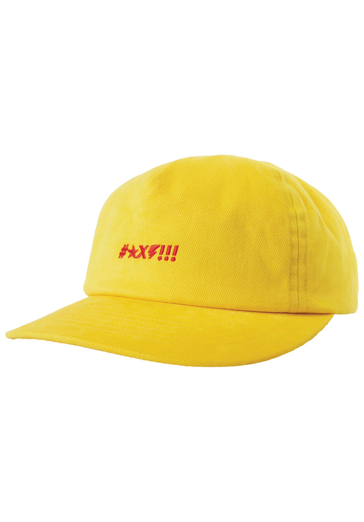 312fafb6000fa BRIXTON Shine LP Independent - Cap - Yellow - Planet Sports