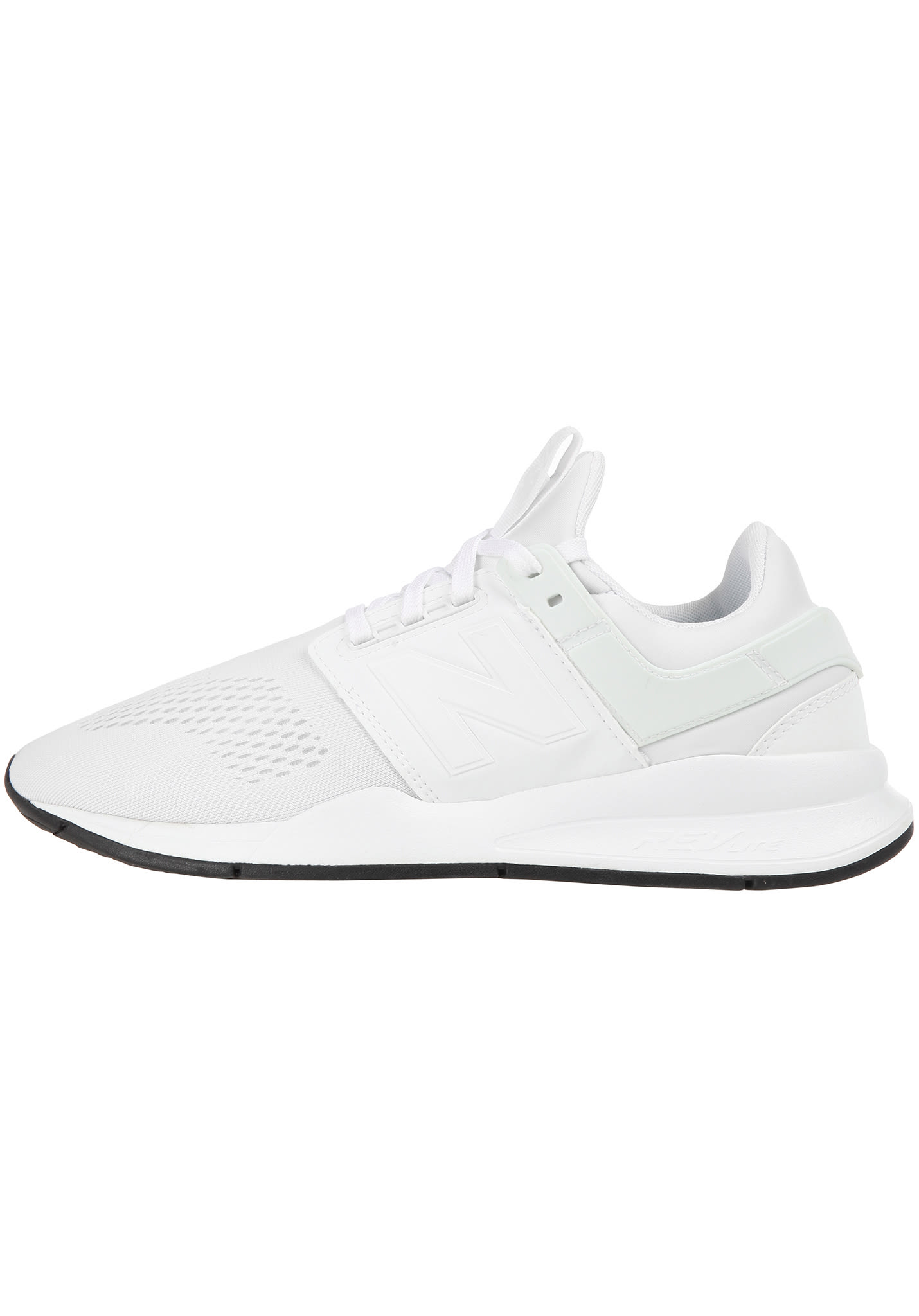 best service 48743 3d046 NEW BALANCE MS247 D - Sneakers for Men - White - Planet Sports
