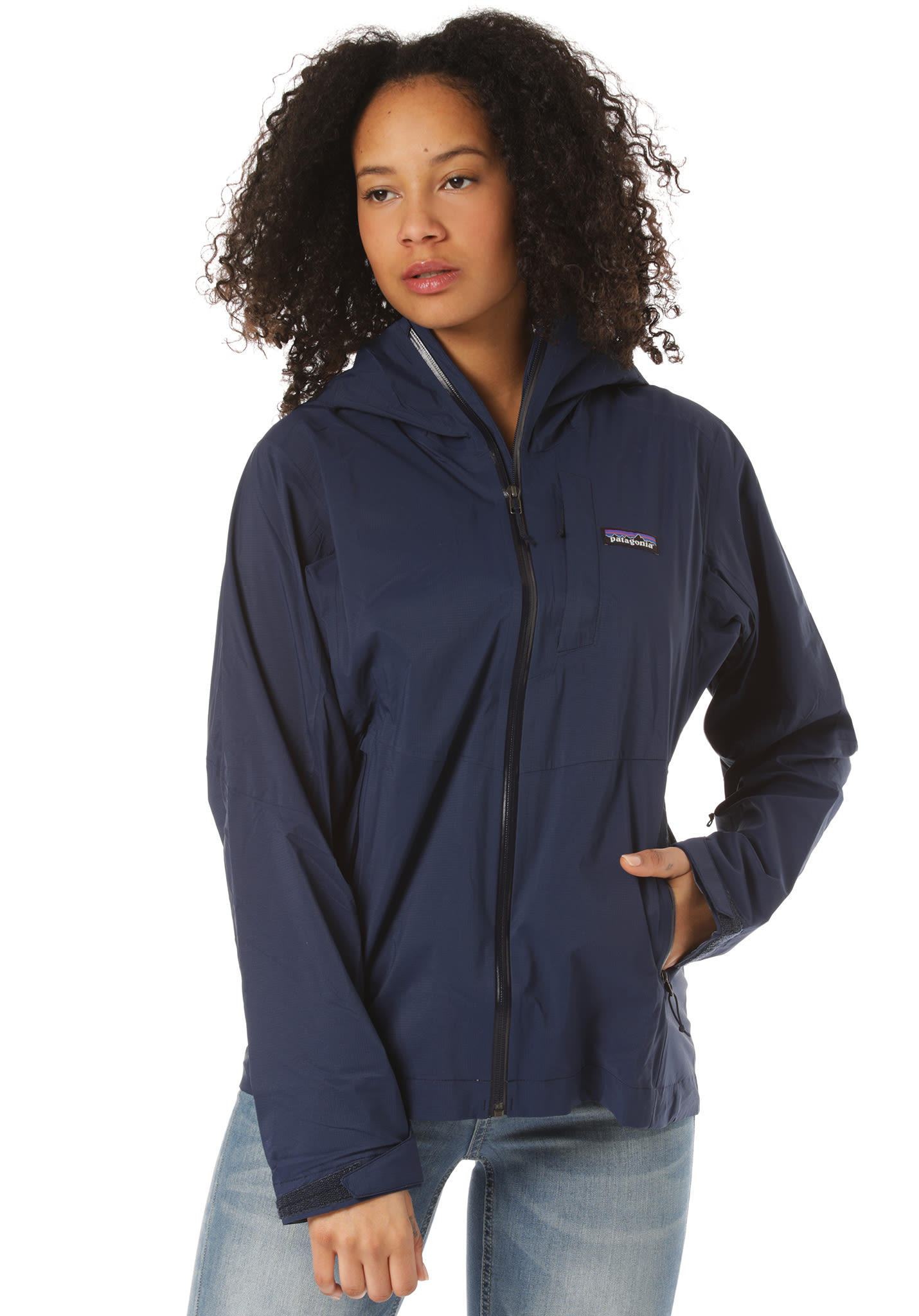 cheap for sale united kingdom elegant in style PATAGONIA Stretch Rainshadow - Outdoor Jacket for Women - Blue