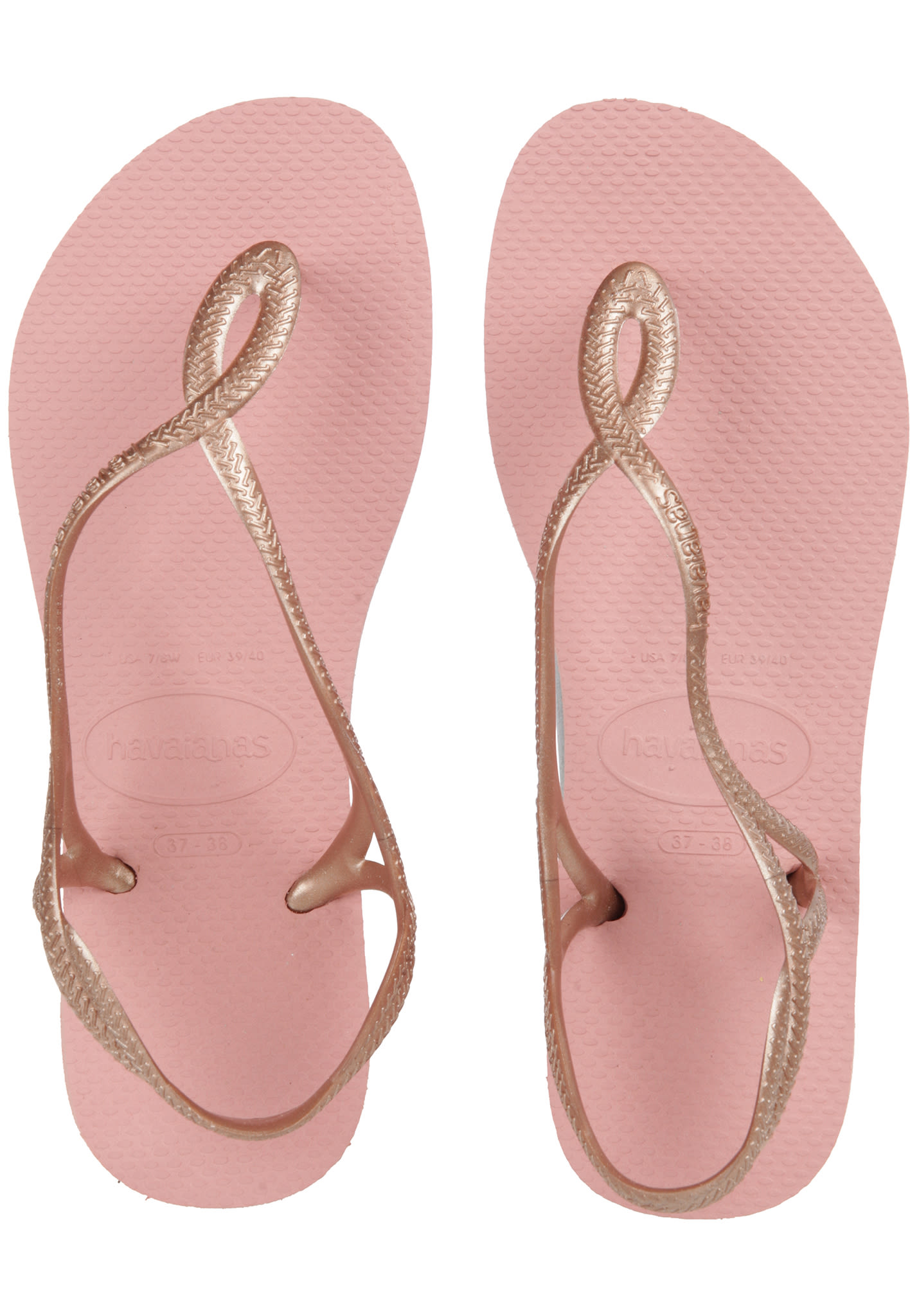 recognized brands new specials many styles HAVAIANAS Luna - Sandals for Women - Pink