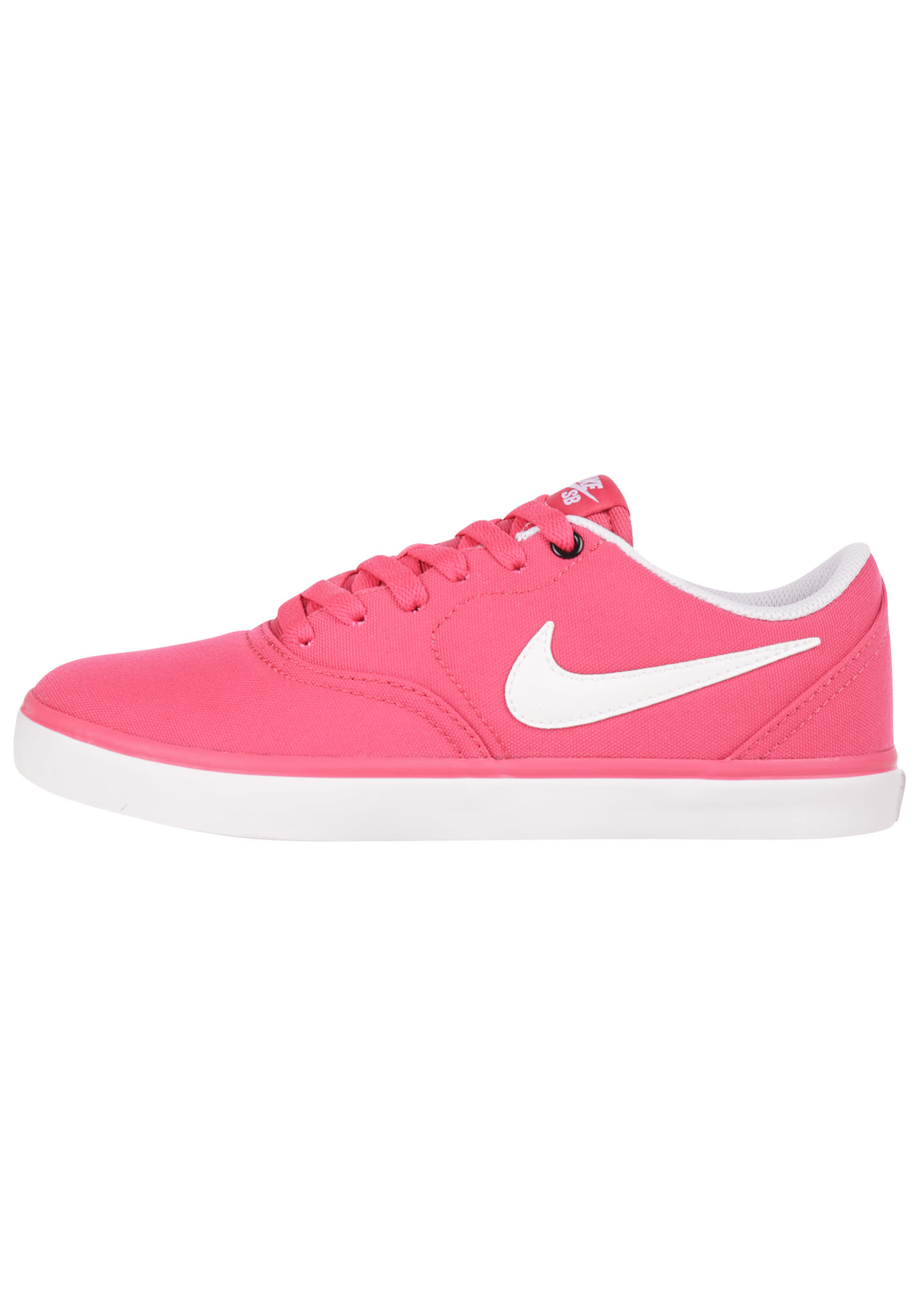 the latest 126d1 e724e NIKE SB Check Solar - Sneakers for Women - Pink - Planet Sports