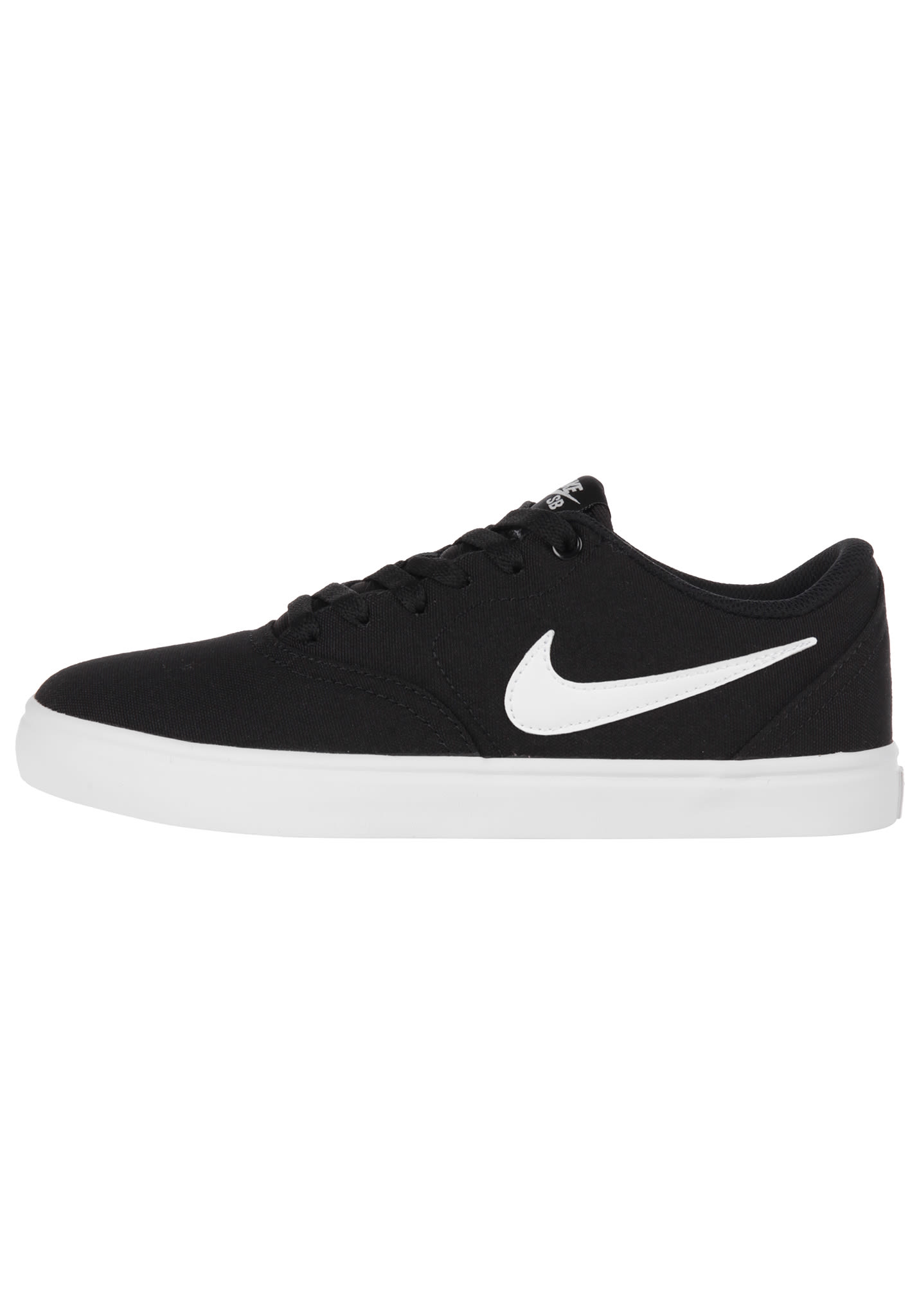 new concept 923d5 d636f NIKE SB Check Solar - Sneakers for Women - Black - Planet Sports
