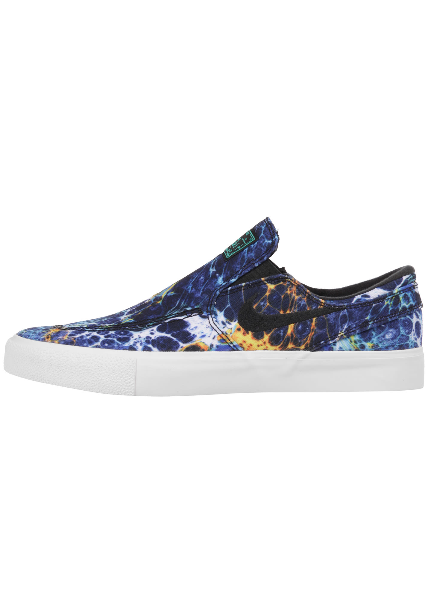 the latest 9ee54 5733e NIKE SB Zoom Janoski Canvas Slip RM Premium - Sneakers for Men - Blue -  Planet Sports