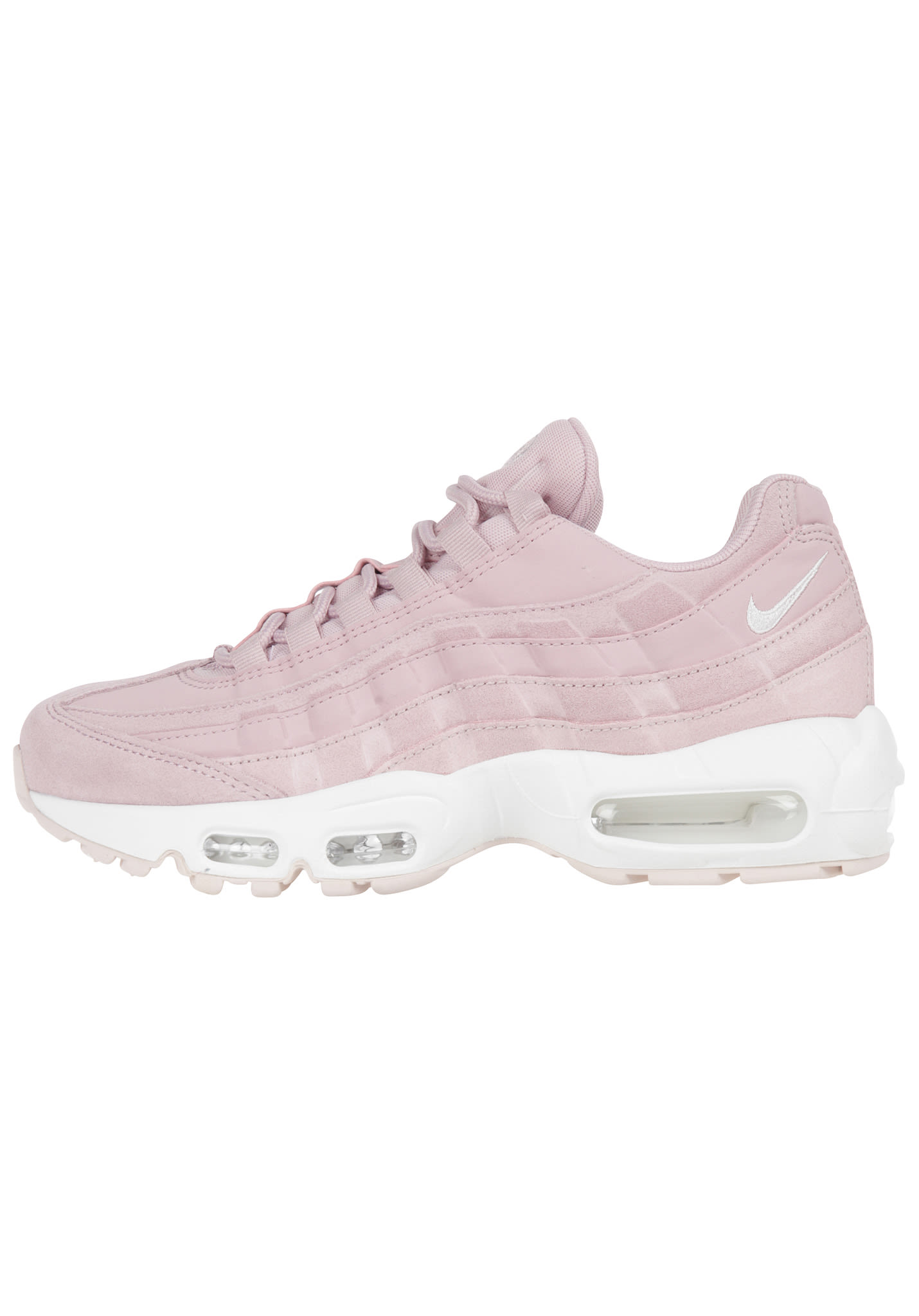 NIKE SPORTSWEAR Air Max 95 Prm Sneakers for Women Pink